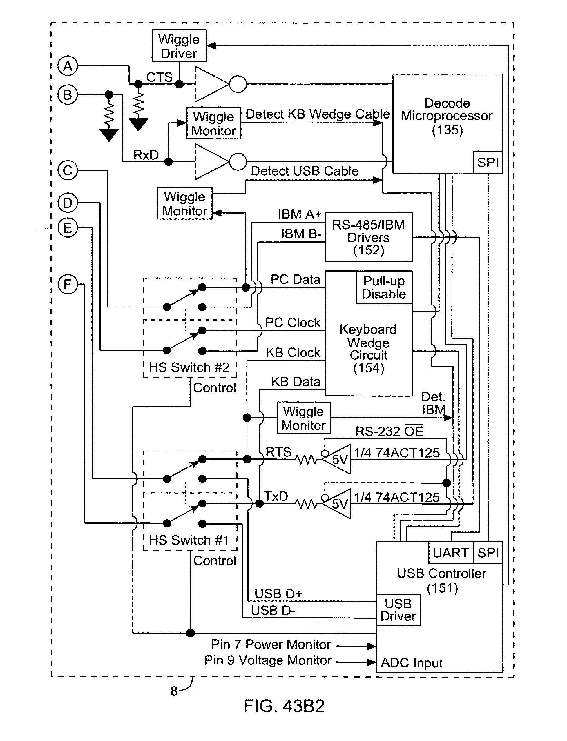 Patent Us 7967209 B2 96 Ford Contour Fuse Diagram Images