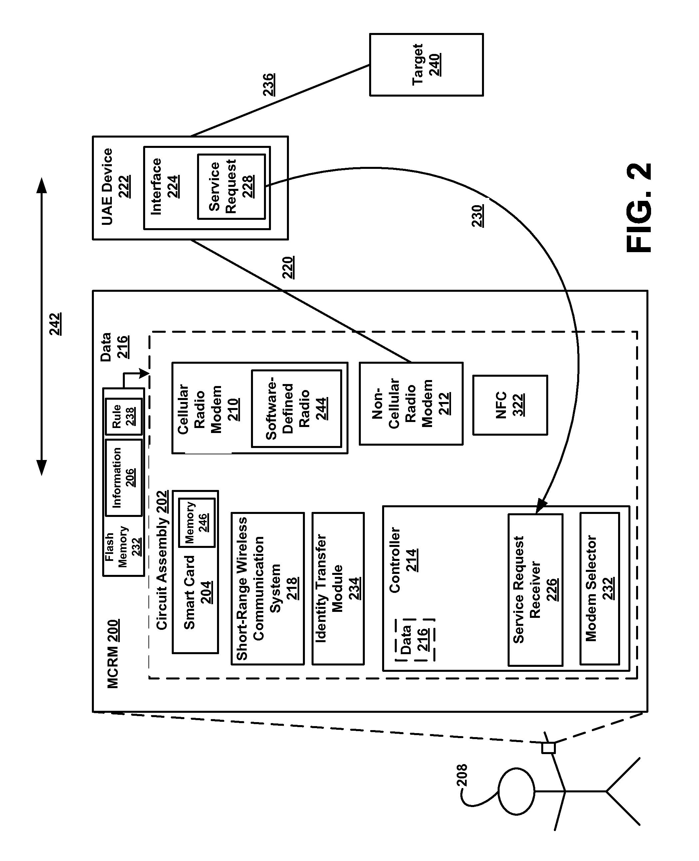 Patent Us 8666437 B2 Radio Modem Circuit Images