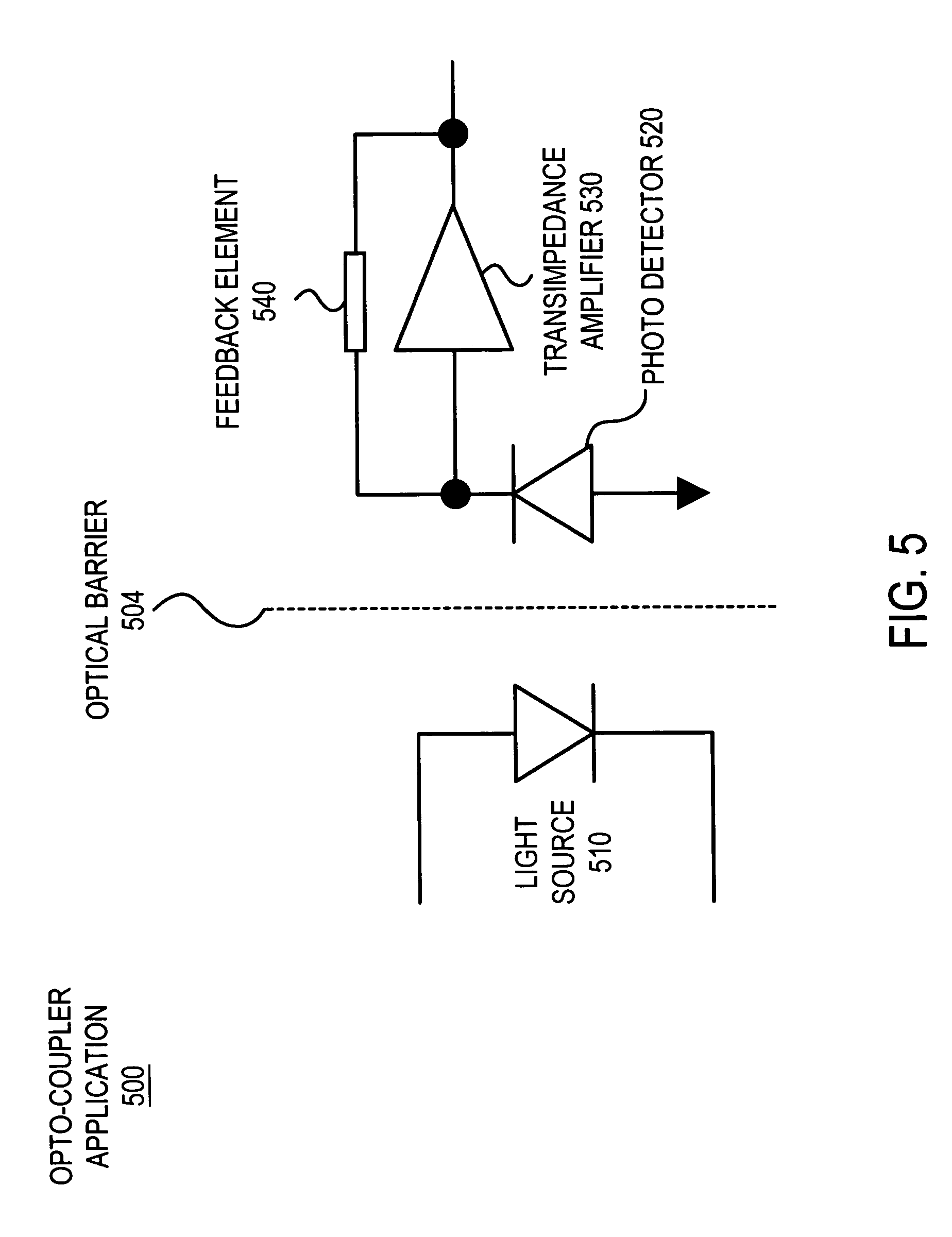 Proposed Transimpedance Amplifier Schematic Patent Us 7265631 B2 0 Petitions