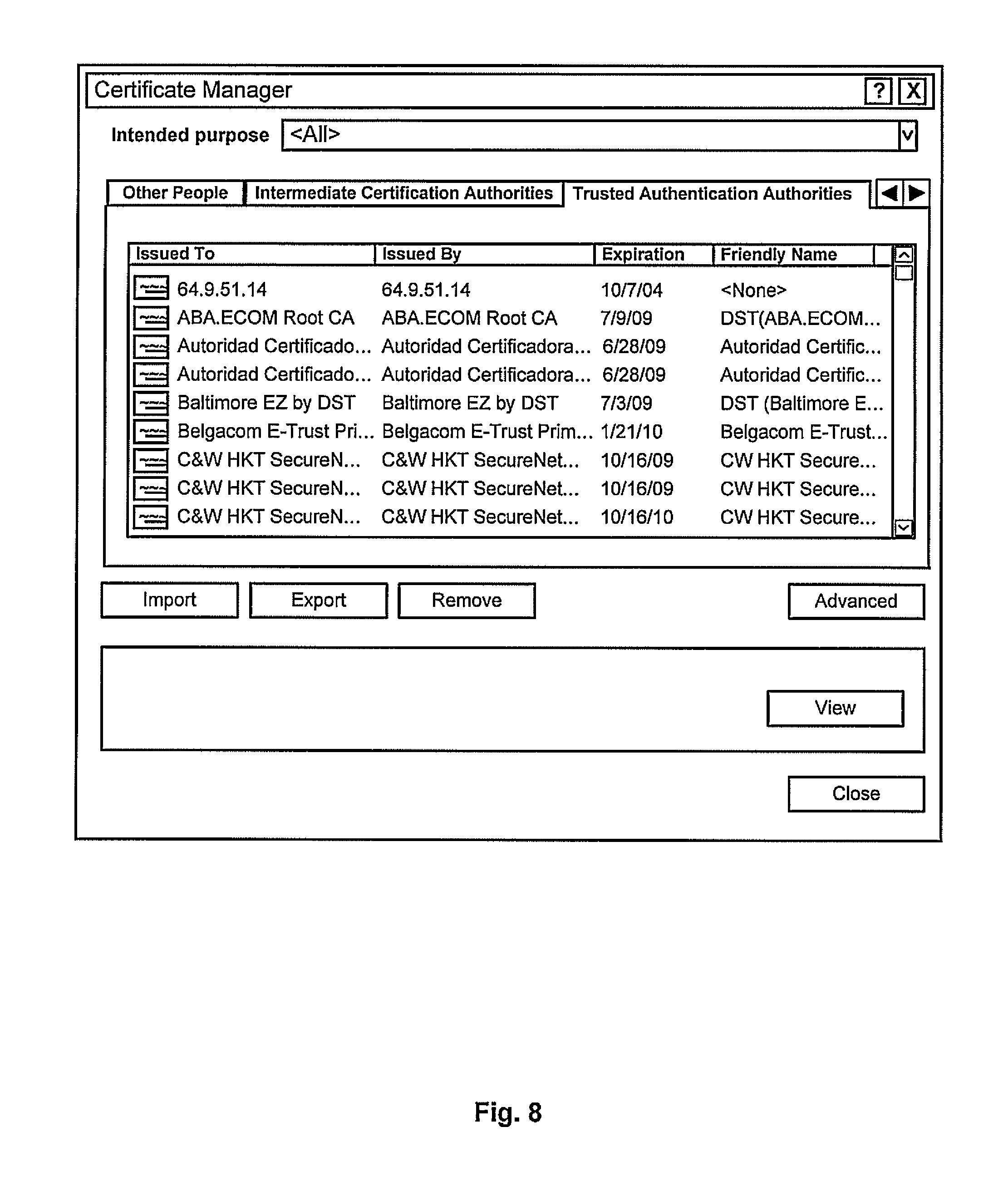 Patent US 8,793,160 B2