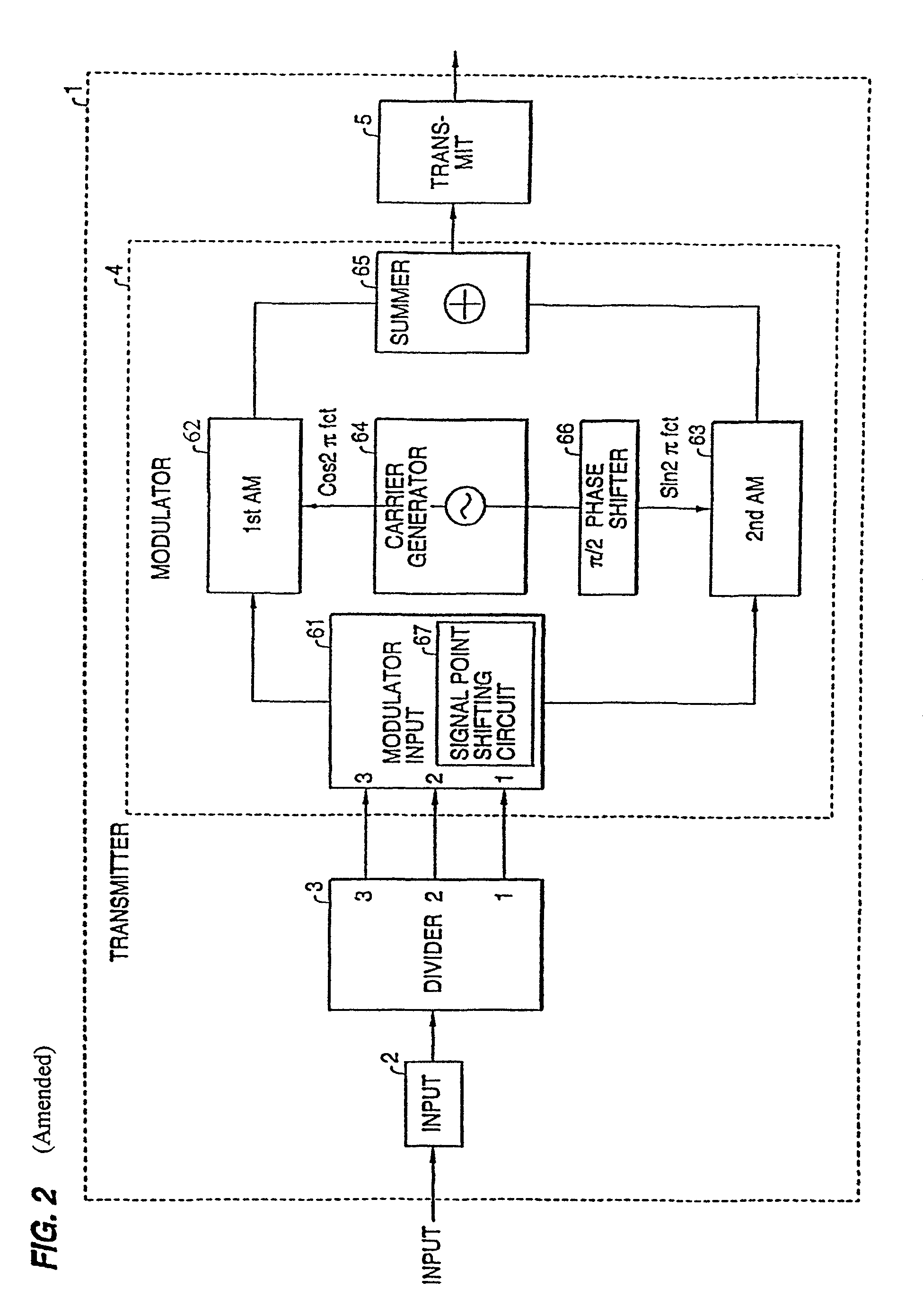 Patent Re42643e1 Fig 2nd Simple Telephone Hybrid Circuit Images