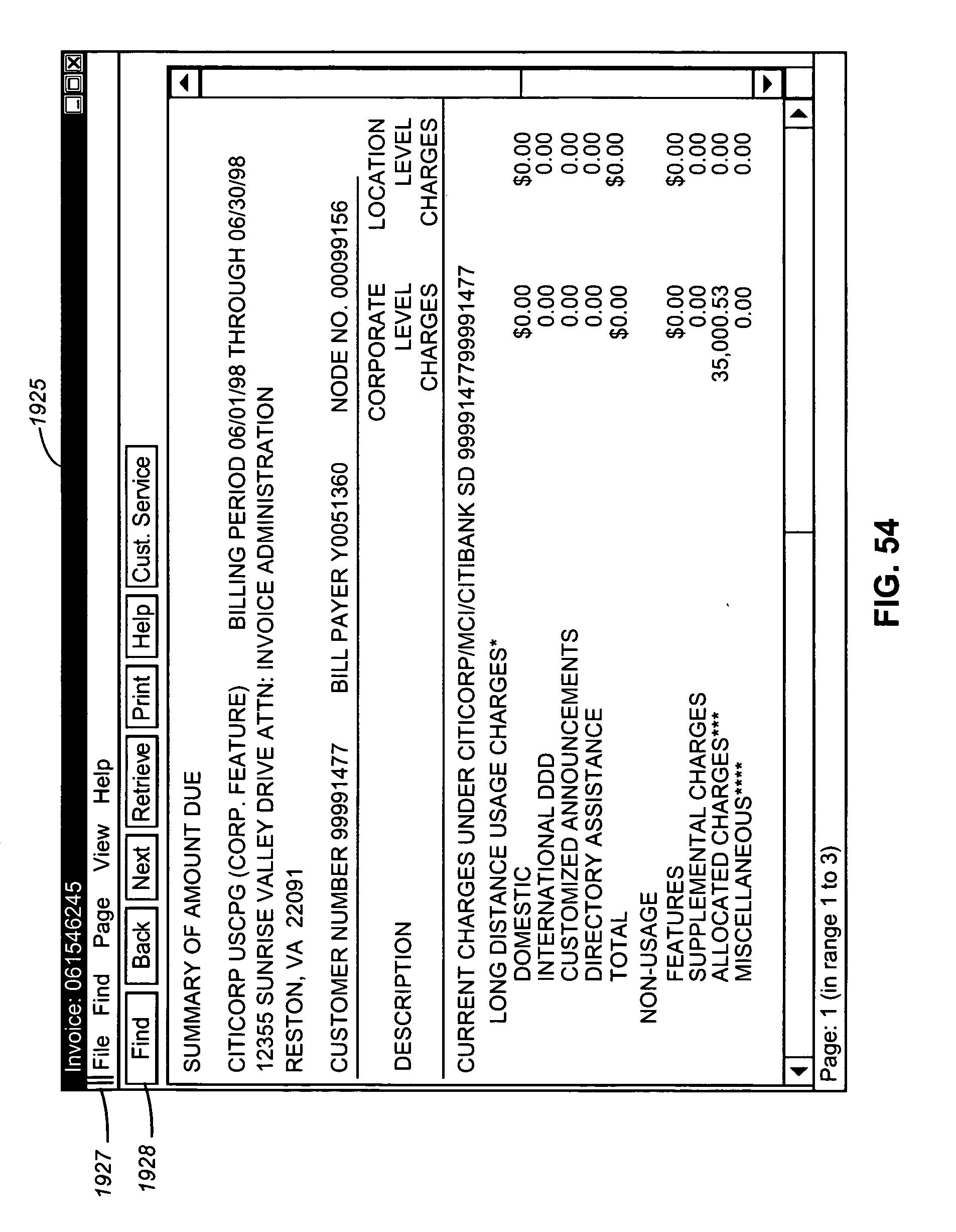 Patent US 20050216421A1