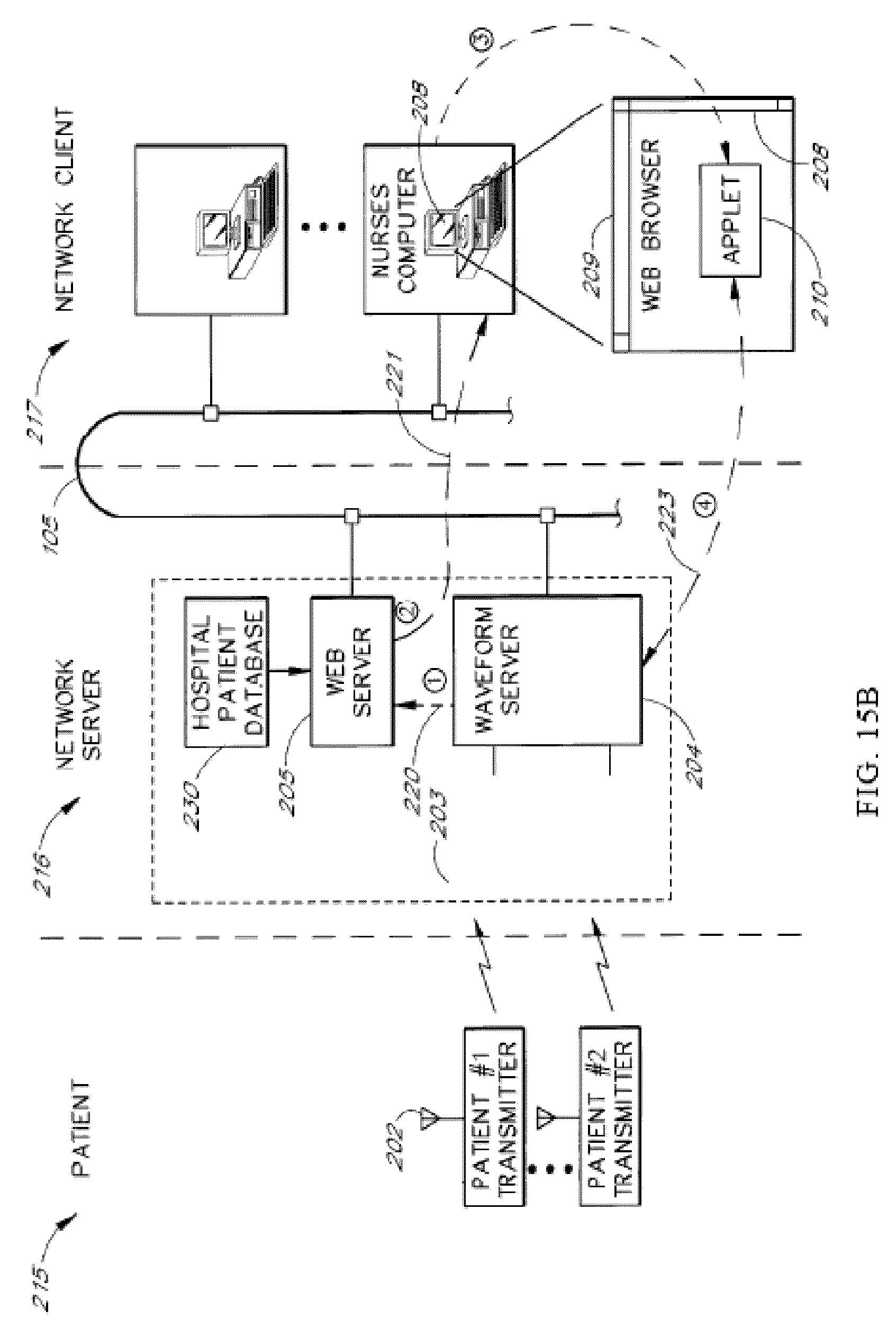 Patent Us 9215980 B2 Block Diagram Of Hidden Active Cell Phone Detector 0 Petitions