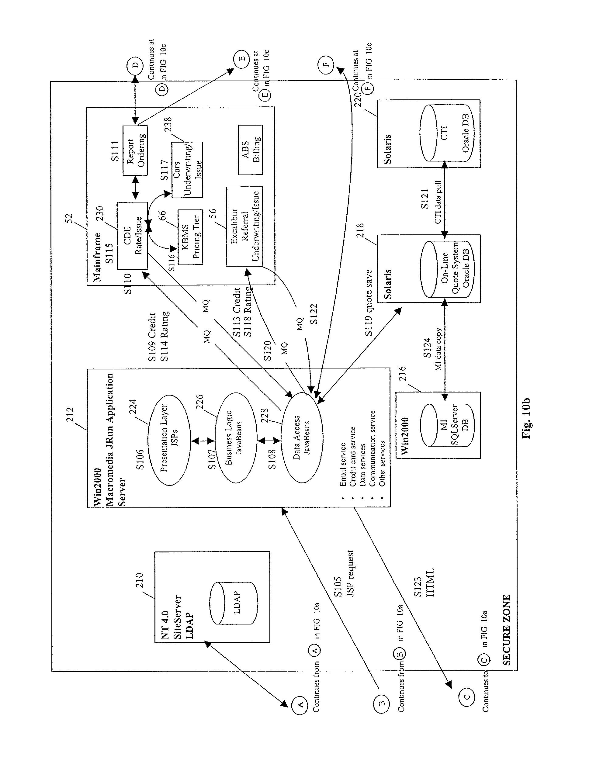patent us 7 490 050 b2 In Rack Sprinkler System patent