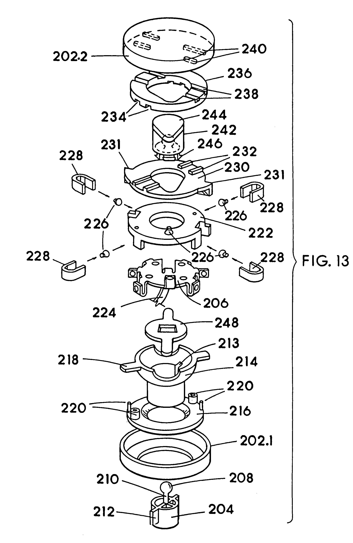Patent Us 7345670 B2 48 Volt Club Car Wiring Diagram 2003 Brakelights