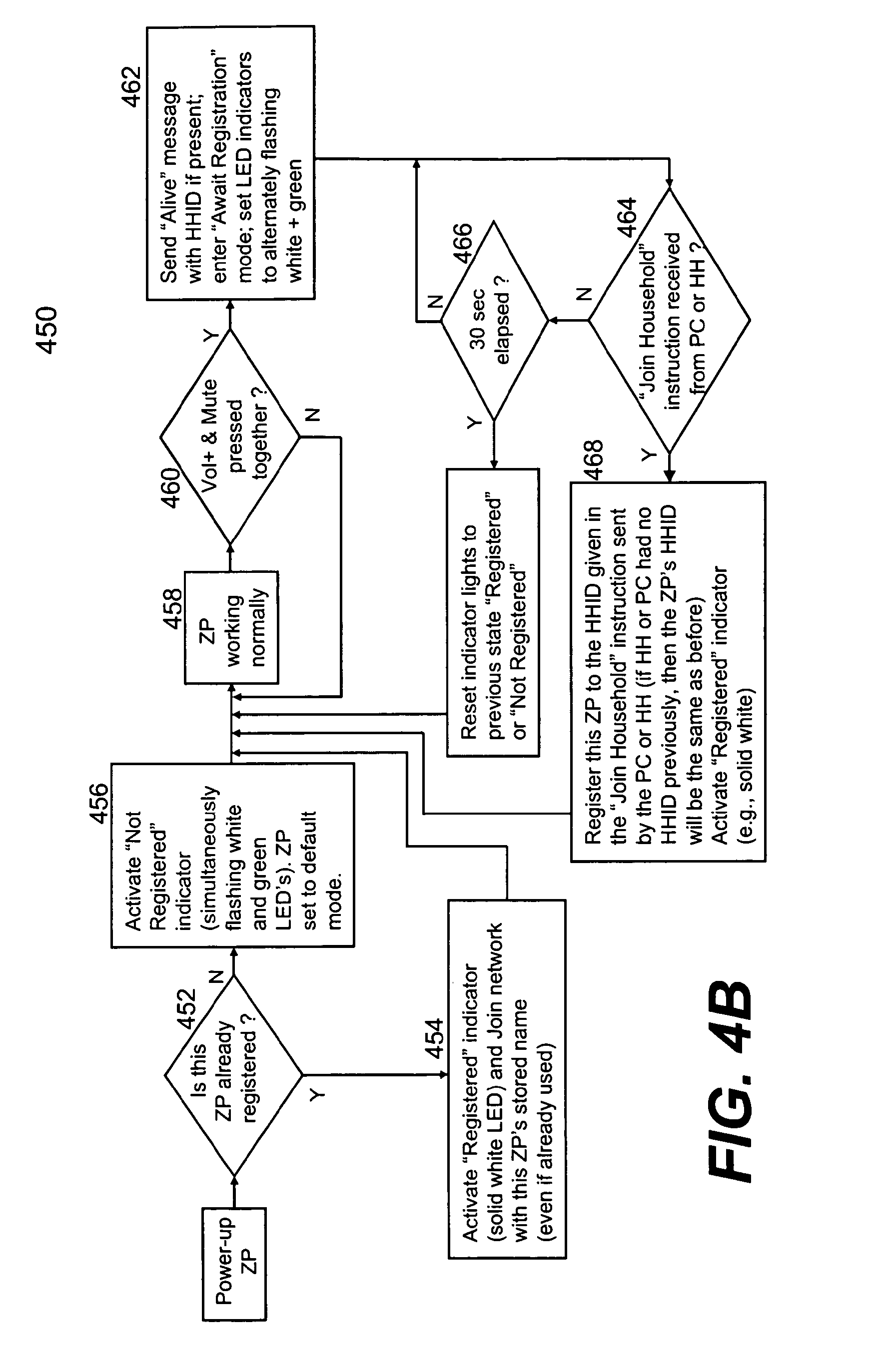Patent US 9,787,550 B2 on