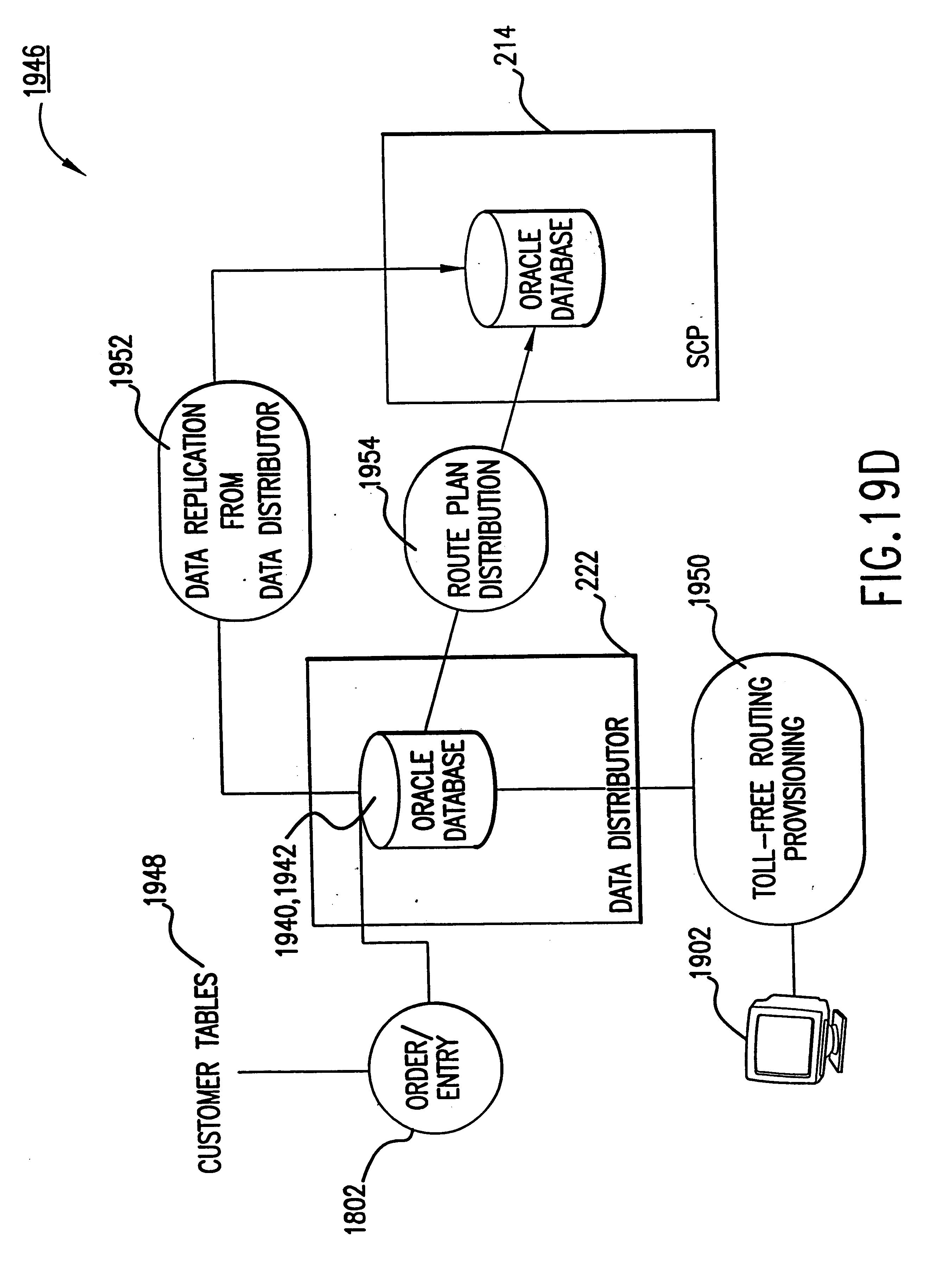 Patent Us 6614781 B1 Circuit Diagram 555 The Delay With Watchdog Composed Images