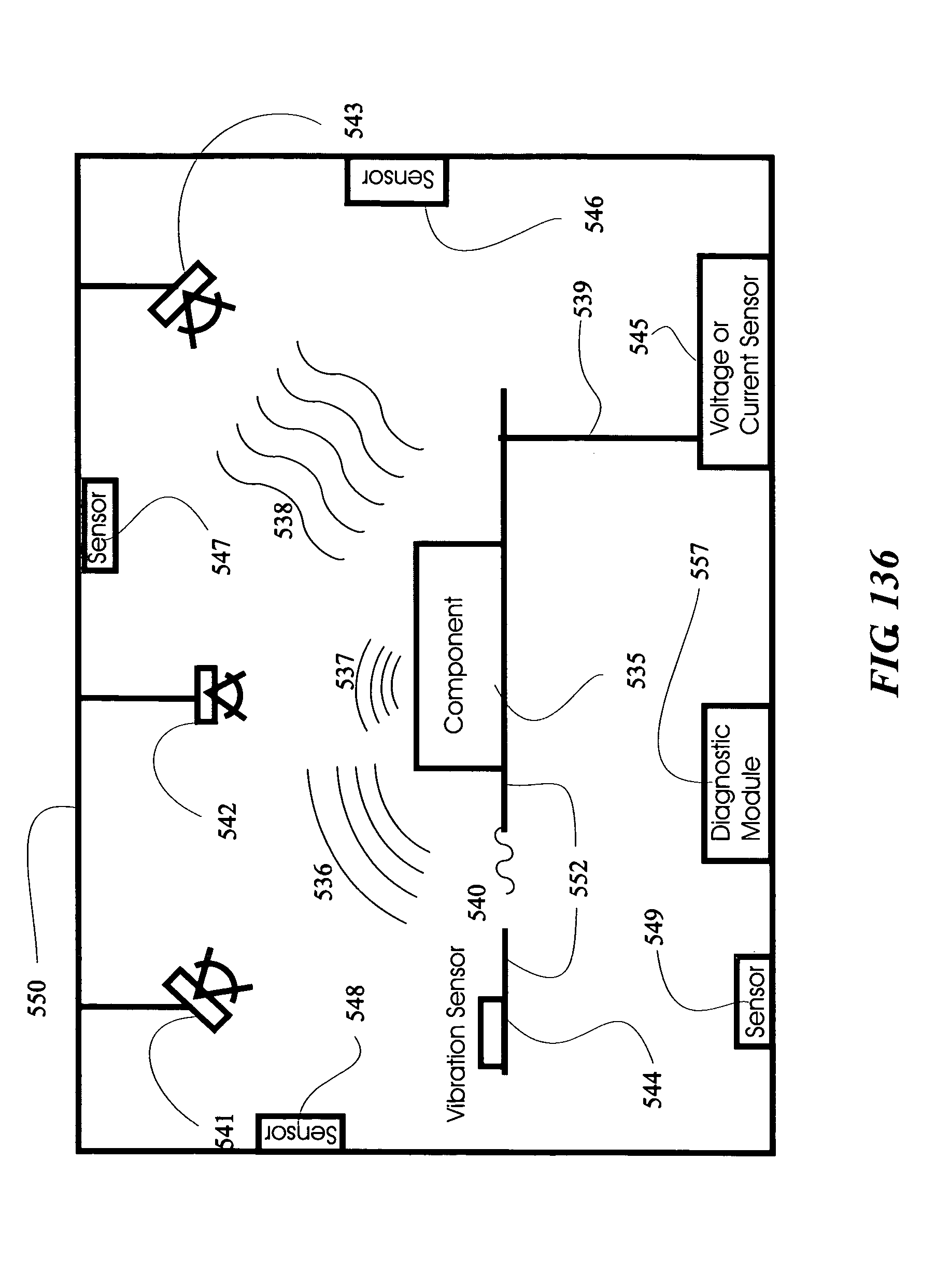 Patent Us 7164117 B2 Airbag Wiring Diagram 2009 Fusion Images