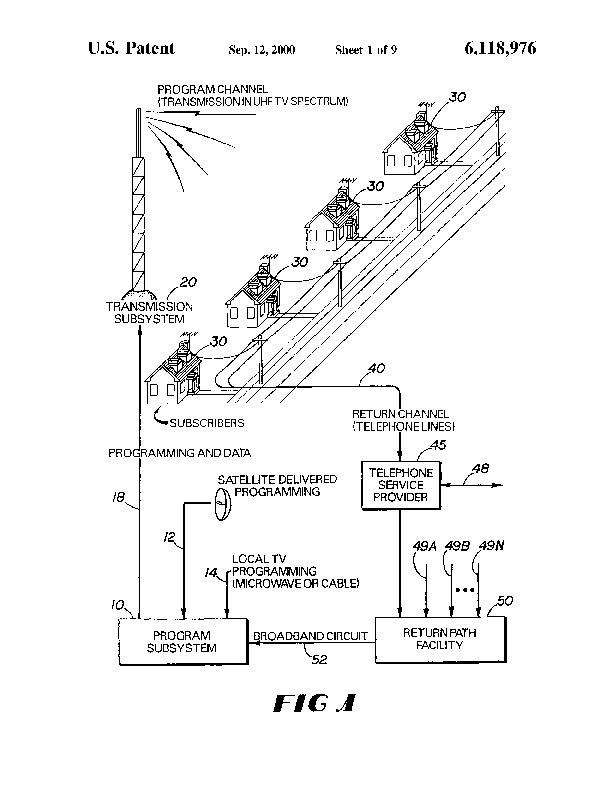 Patent Us 6118976 A