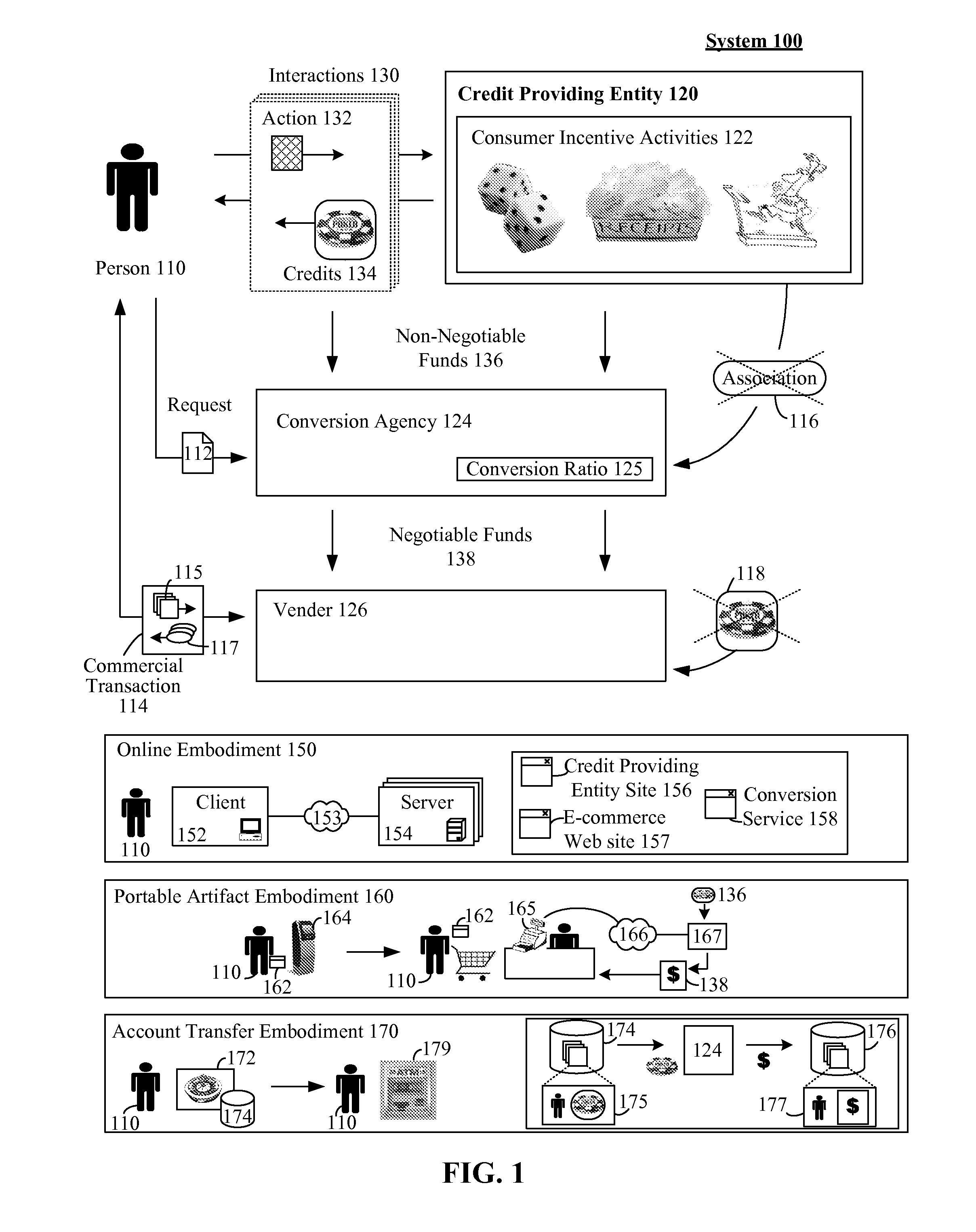 Patent US 8,807,427 B1