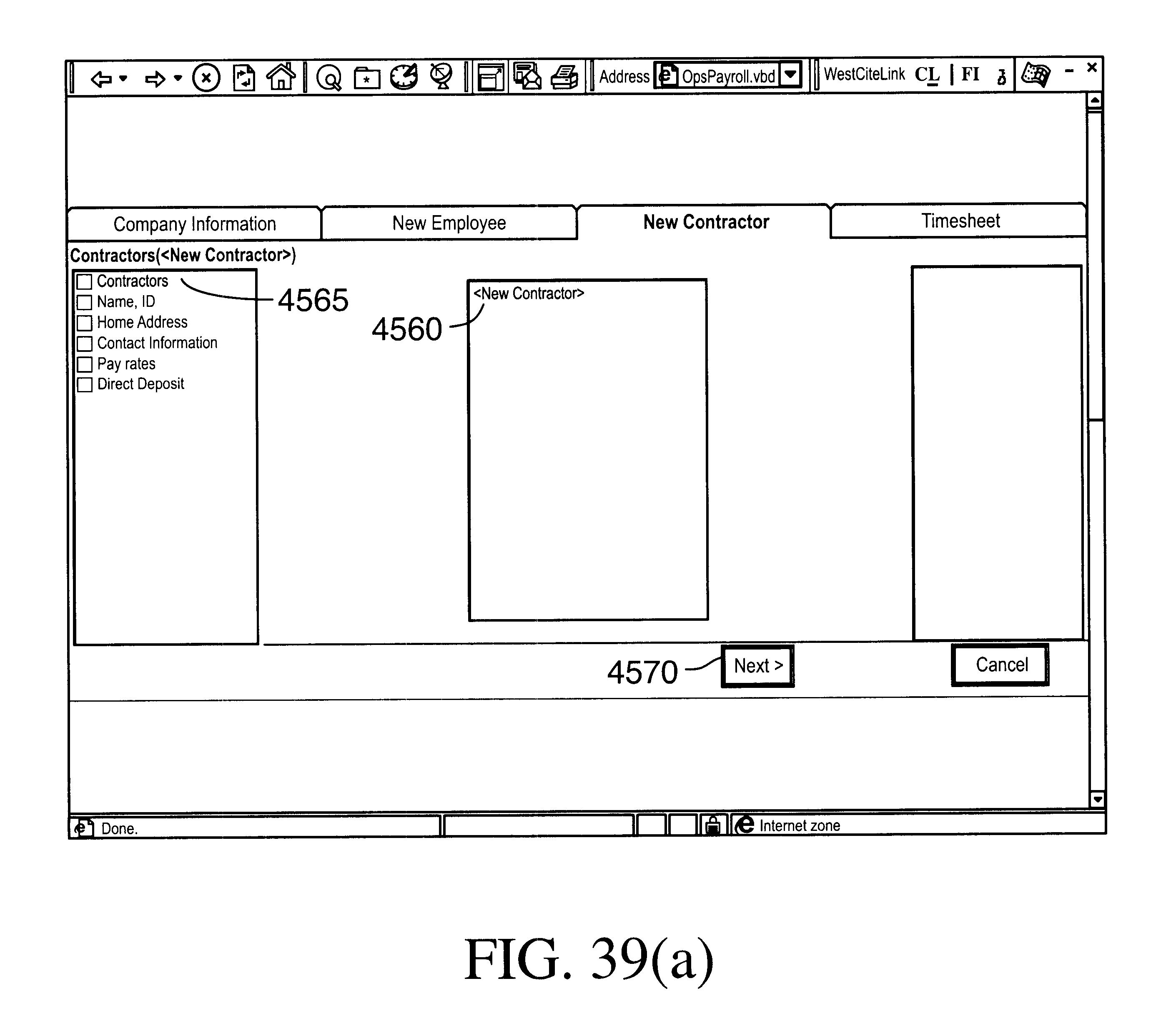 Patent US 6,401,079 B1