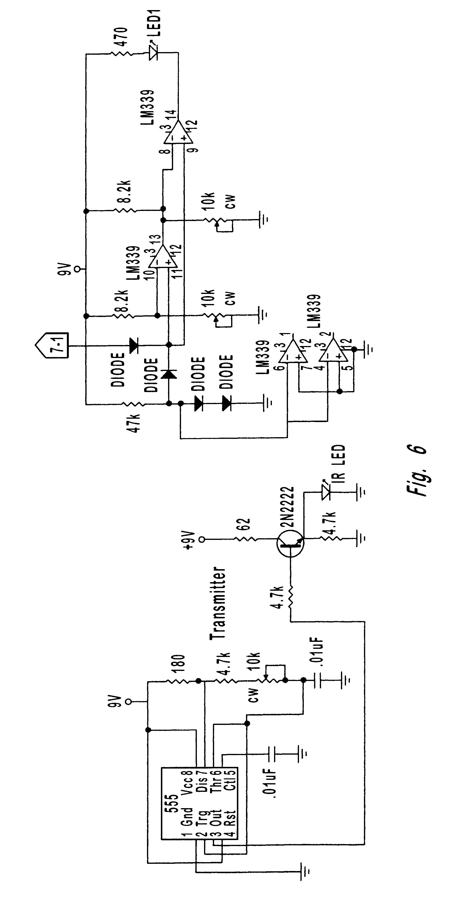 Patent Us 6483929 B1 Lm339 Circuit Diagram 0 Petitions