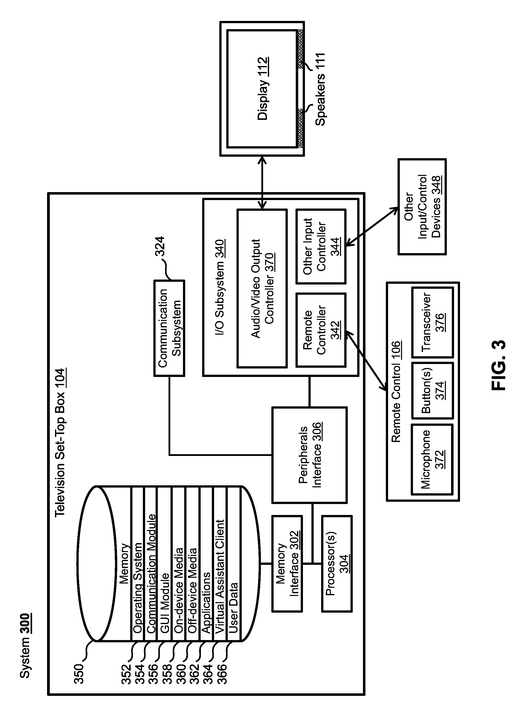 Patent Us 9338493 B2 Diagram This Is A Circuit Of The Ups Subsystem