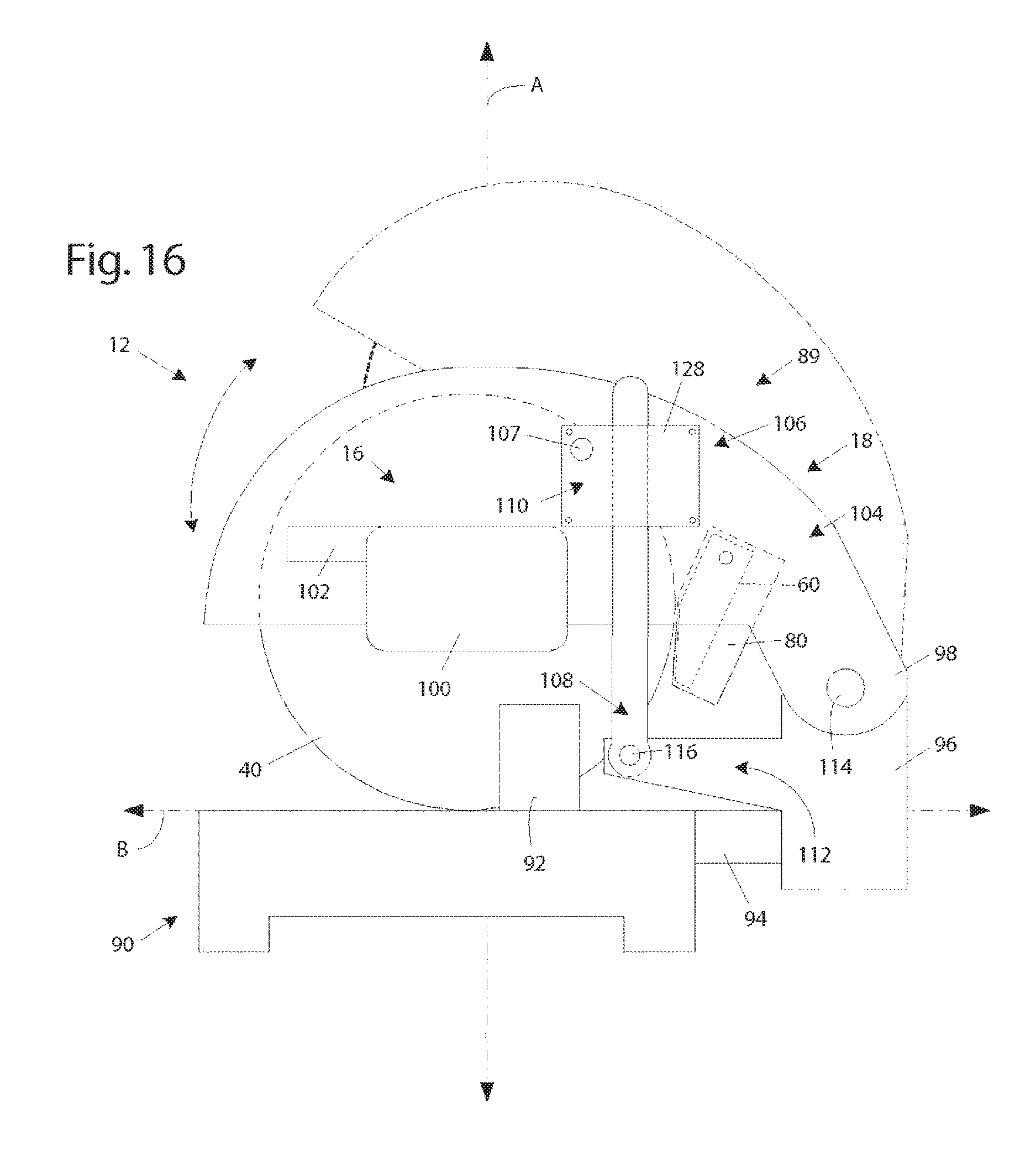 Patent US 9,969,014 B2 on