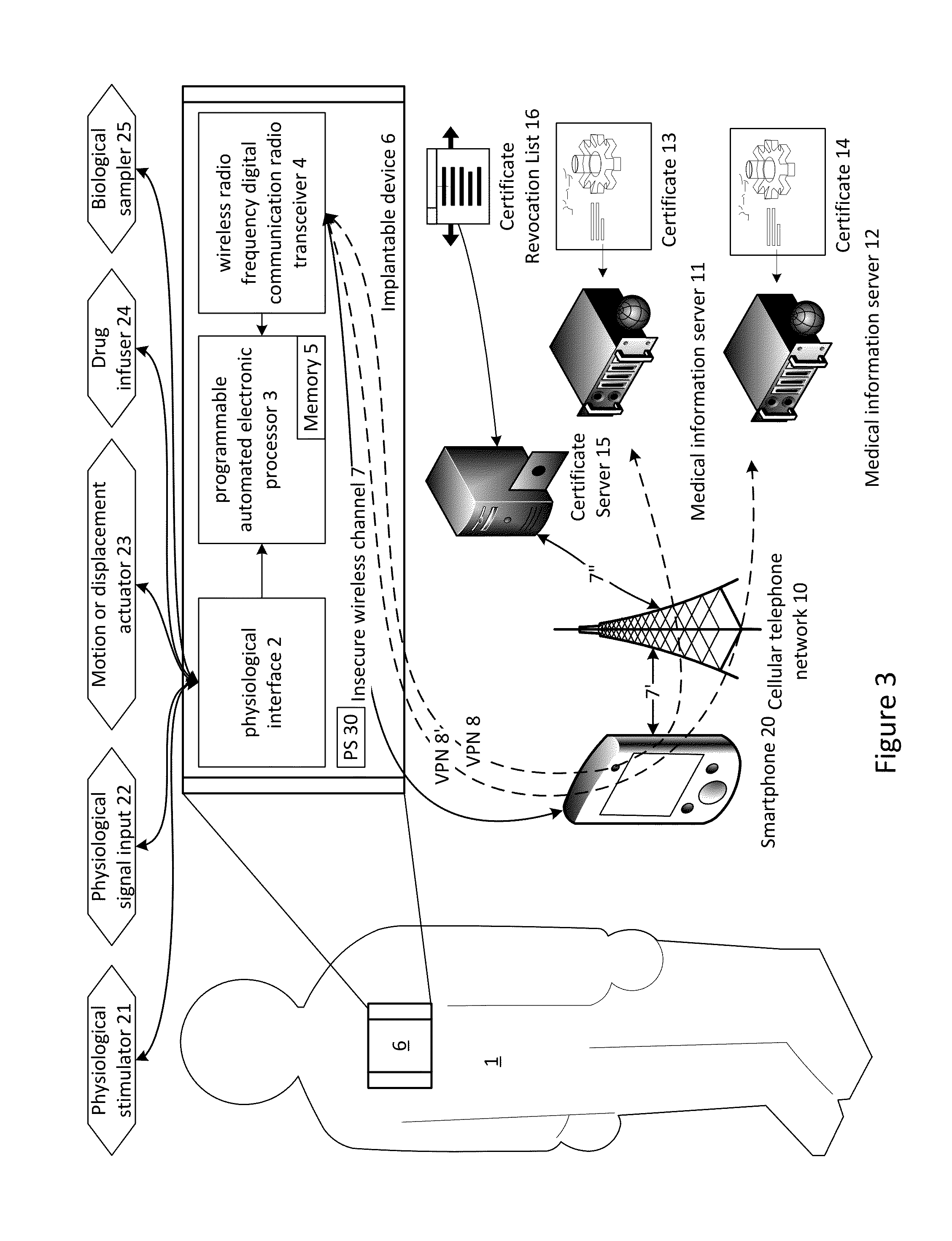 Patent Us 9215075 B1 Power Supply Current Limiter Circuit Radioelectronicscom Images