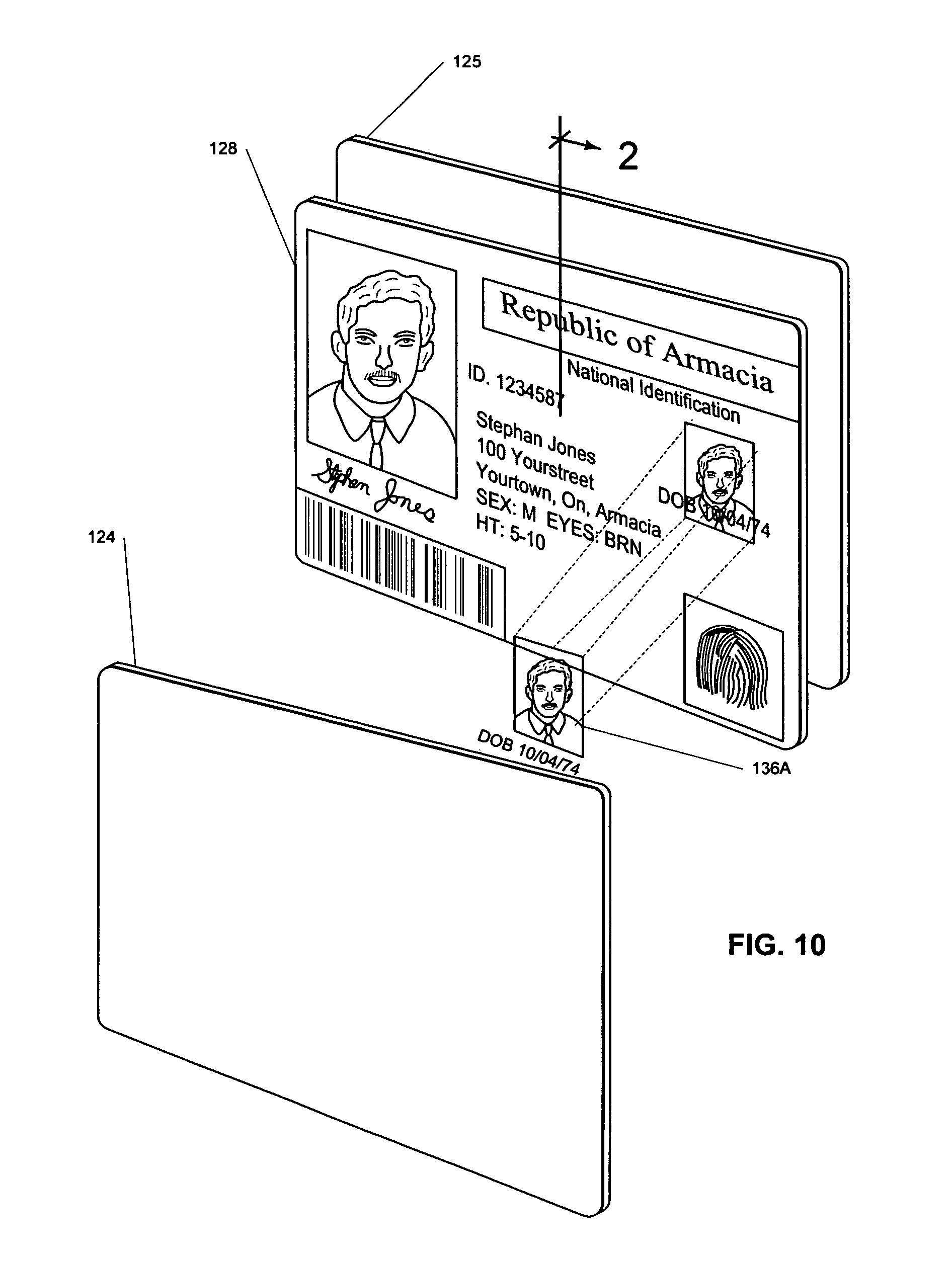 Patent US 7,694,887 B2 on