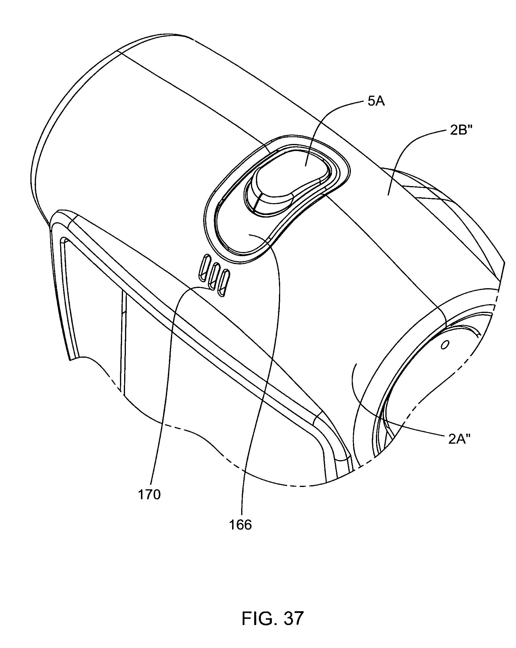patent us 7 922 089 b2 125 HP Force Outboard patent images