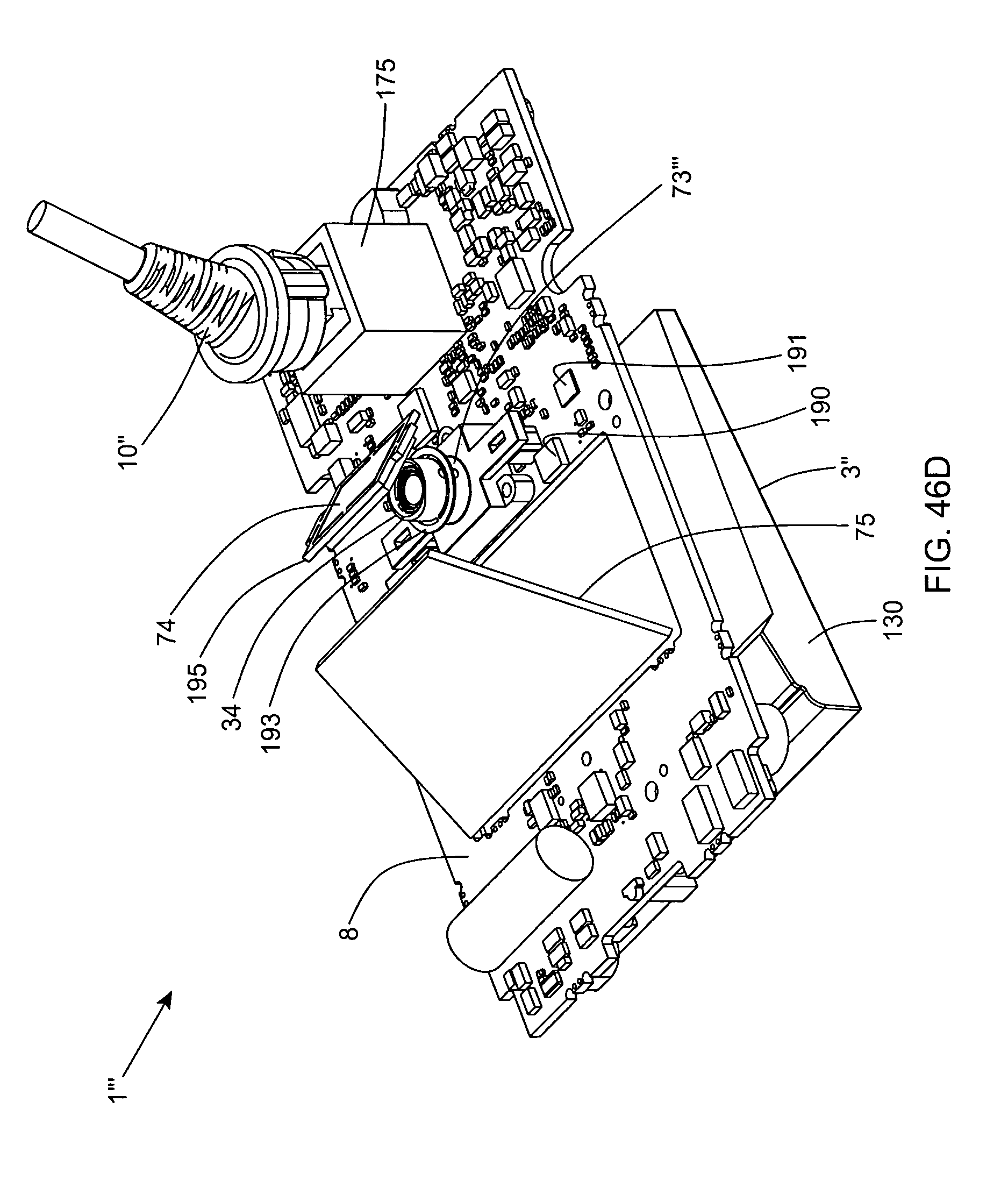 patent us 7 922 089 b2 125 HP Force Motor patent images