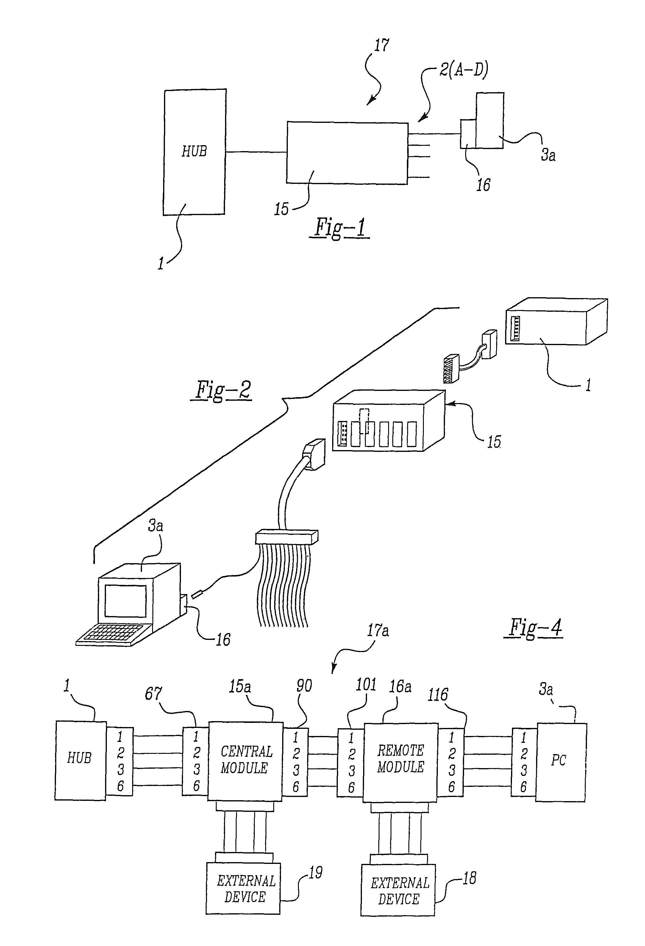 Patent Us 8155012 B2 Circuit Used On Cnc Cutting Machine Communicationcircuit Images