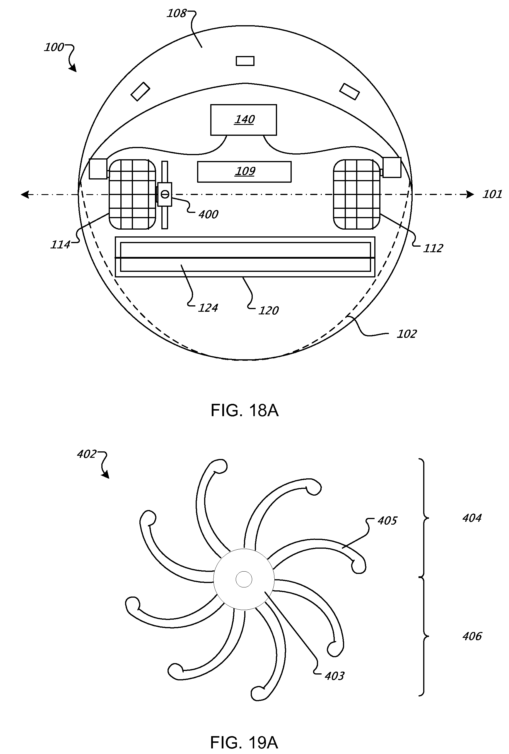 Patent Us 8417383 B2 Diagrams Further Dyson Vacuum Parts Diagram On Dc Brush Motor 0 Petitions