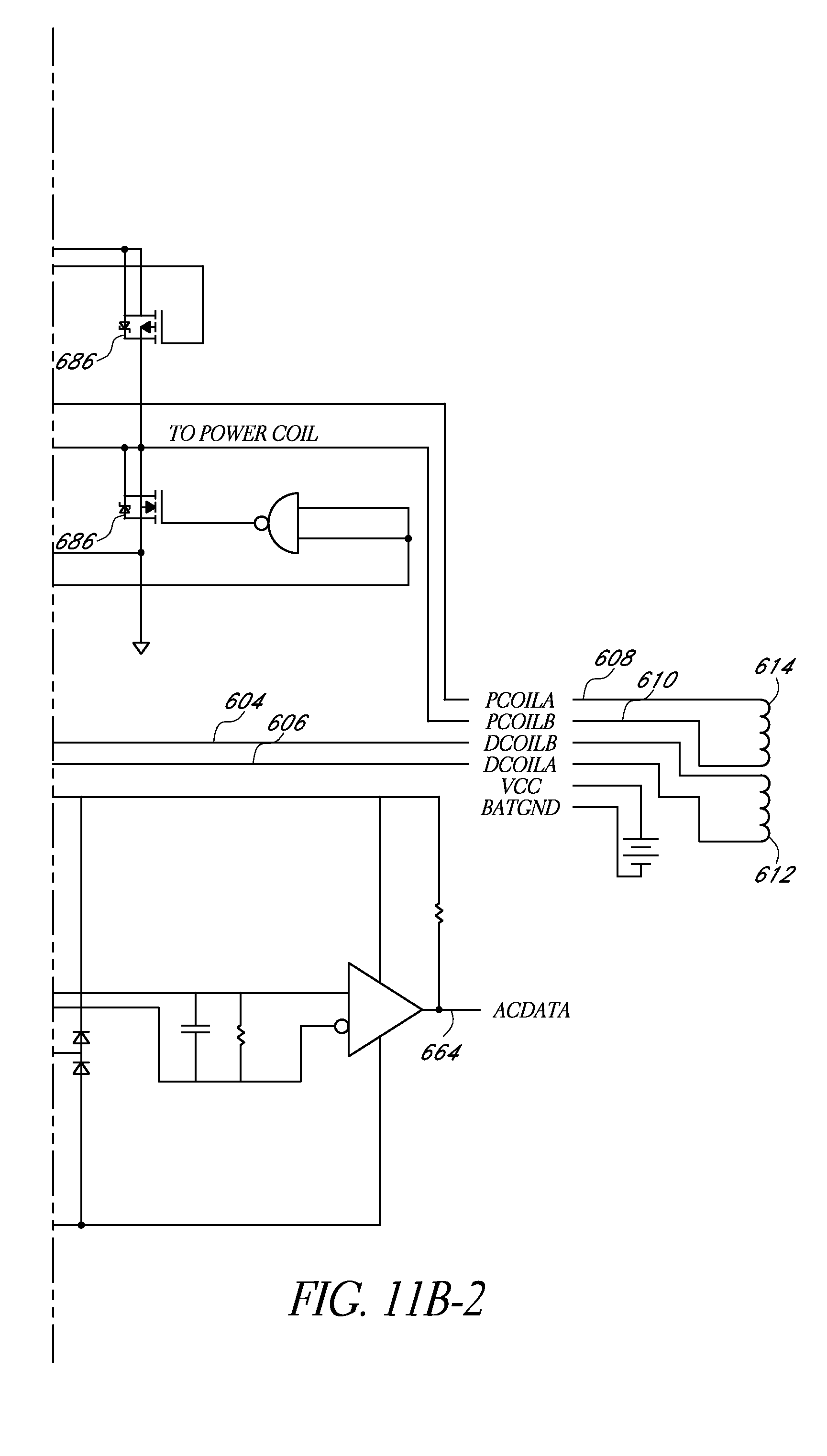 Patent Us 9041510 B2 Battery Monitor Circuit Diagram Likewise Nicd Charger