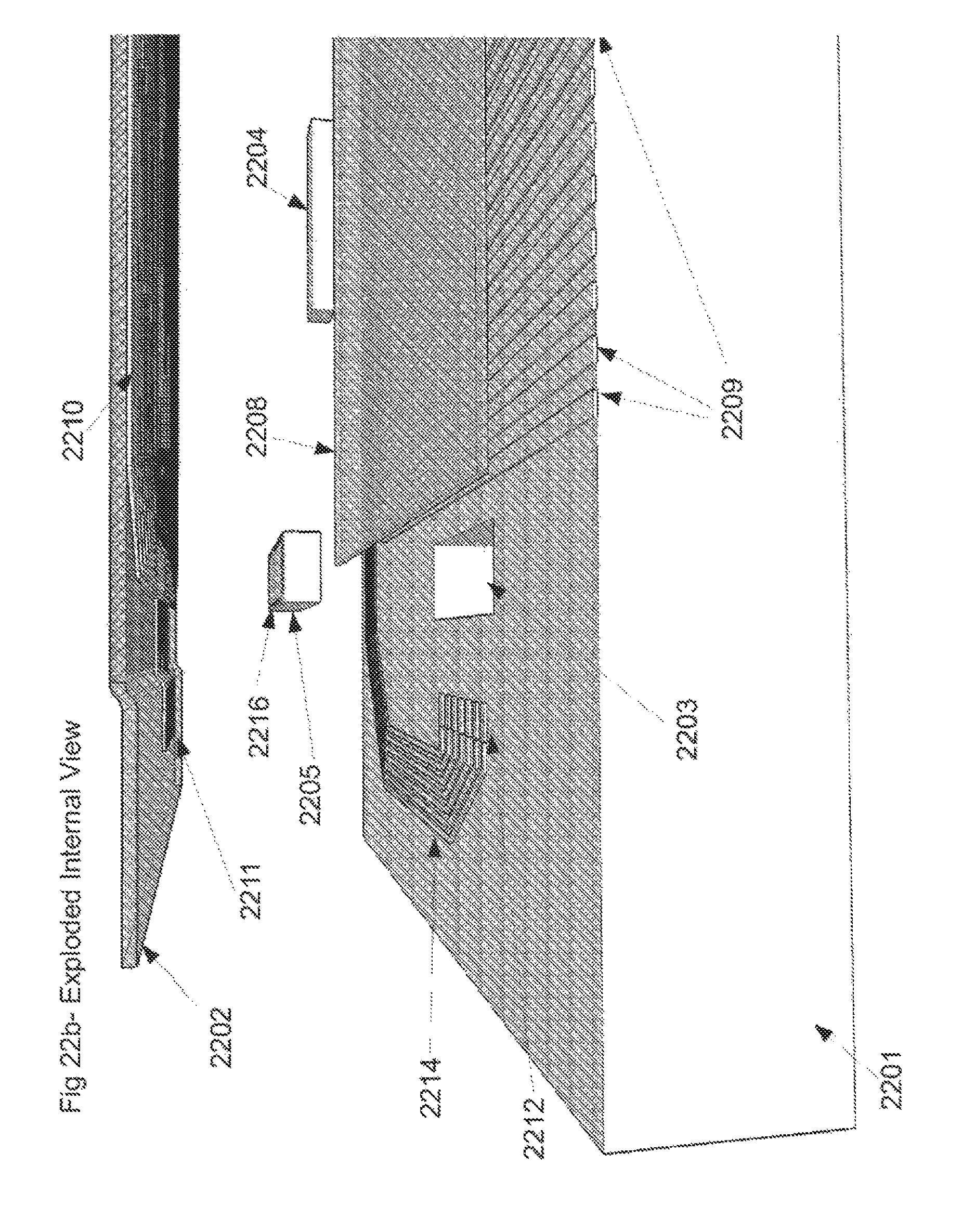 Patent Us 9798917 B2 Plunger Additionally Remote Control Light Switch Circuit Further Images