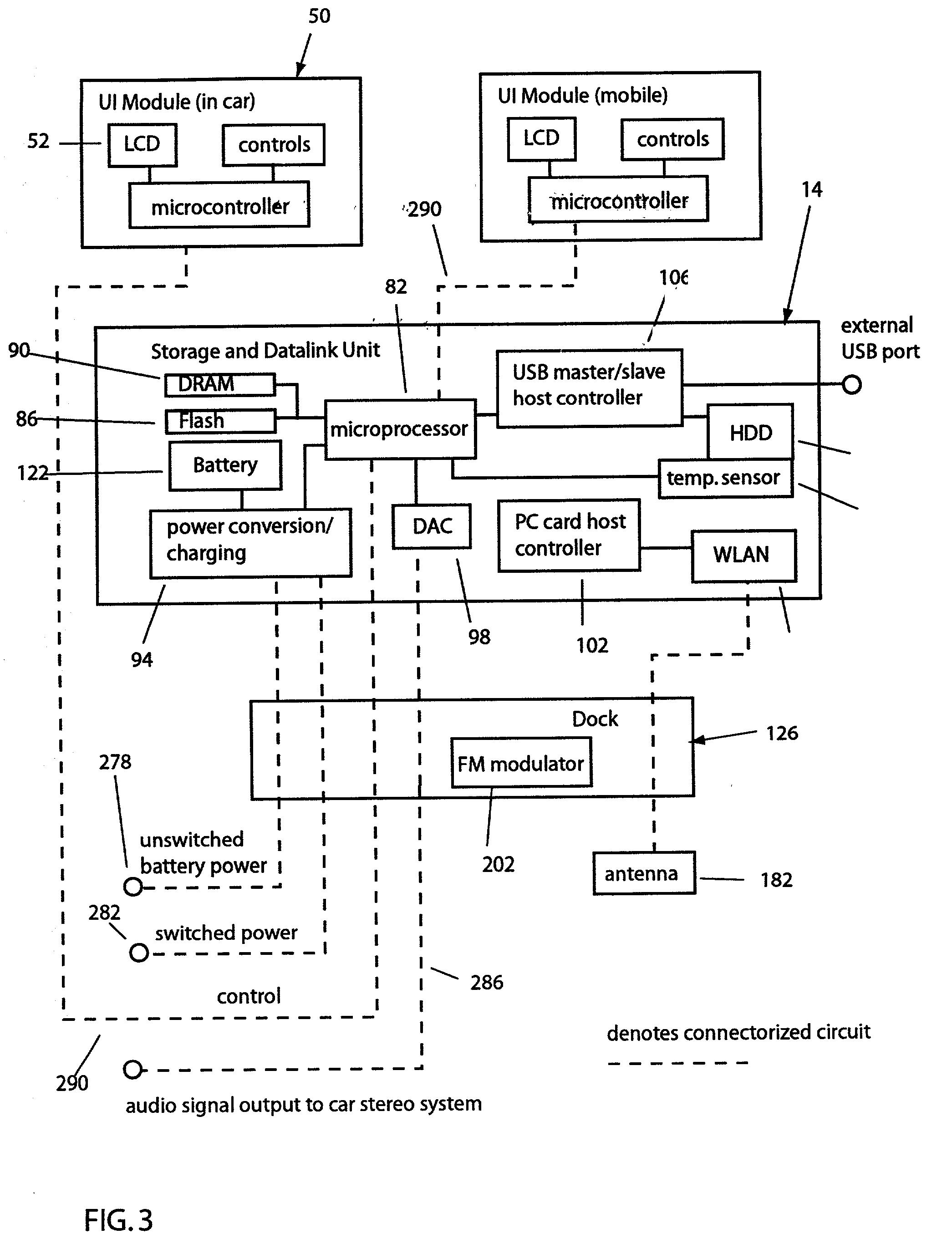 Patent US 20020164973A1