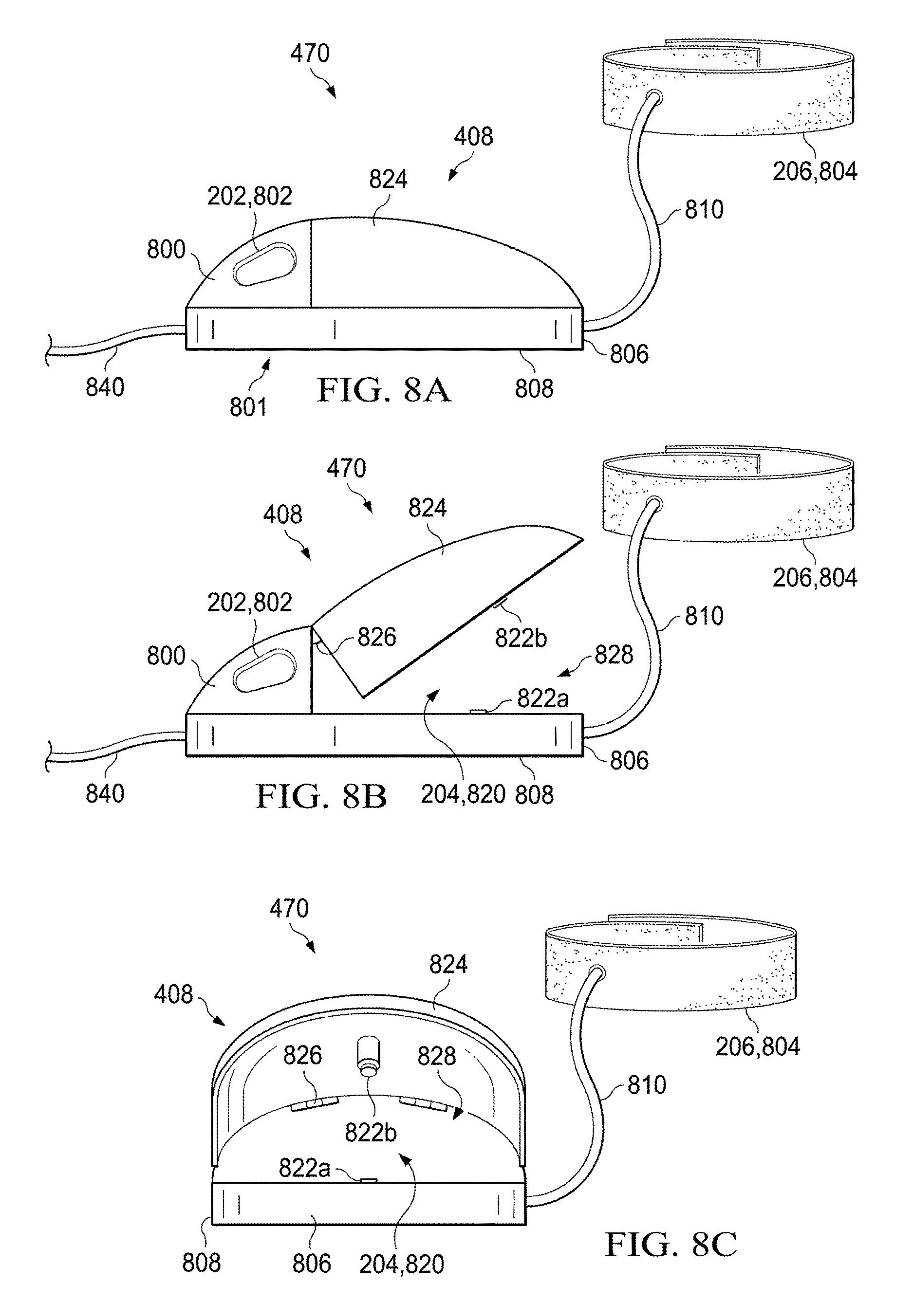 patent us 9 693 734 b2 Labeled Diagram patent