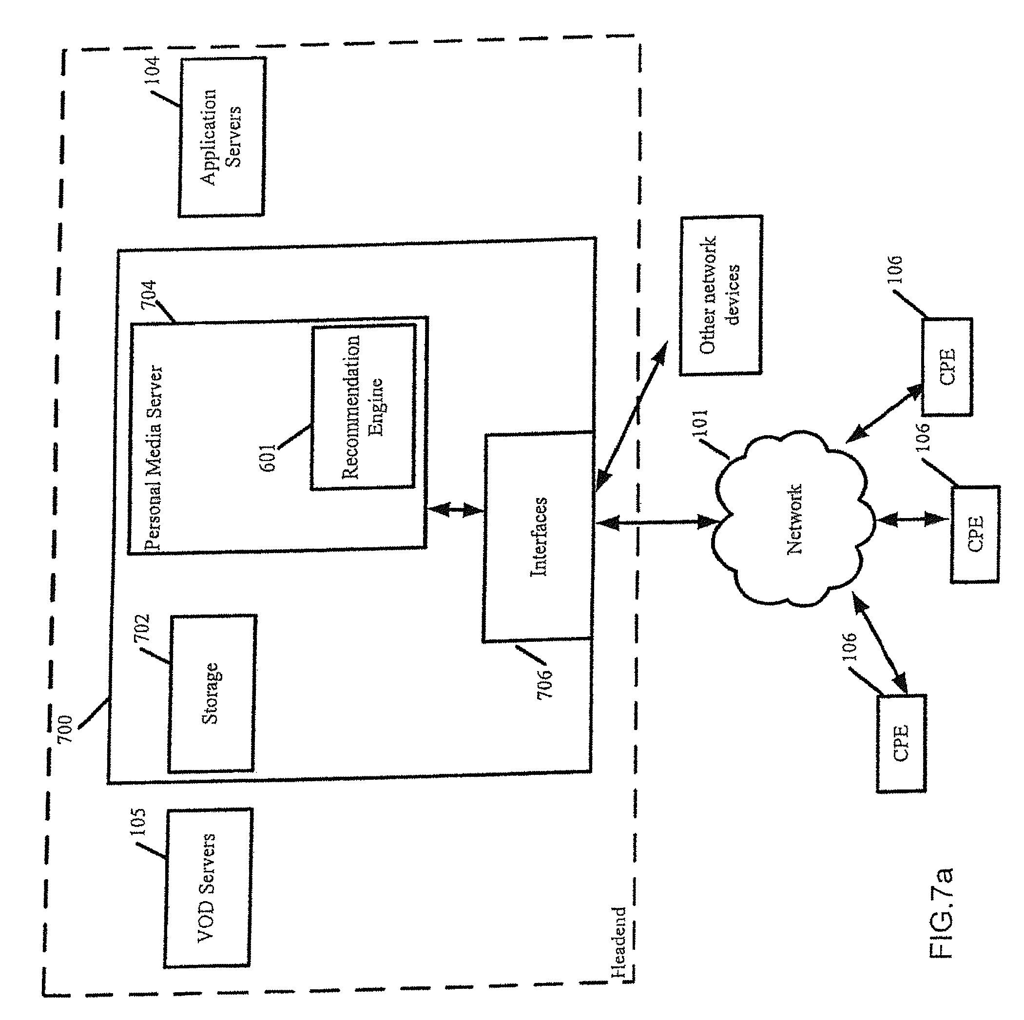 Patent Us 9380329 B2 Diagram Likewise Cable Modem Router Also At T Wireless U Verse 0 Petitions
