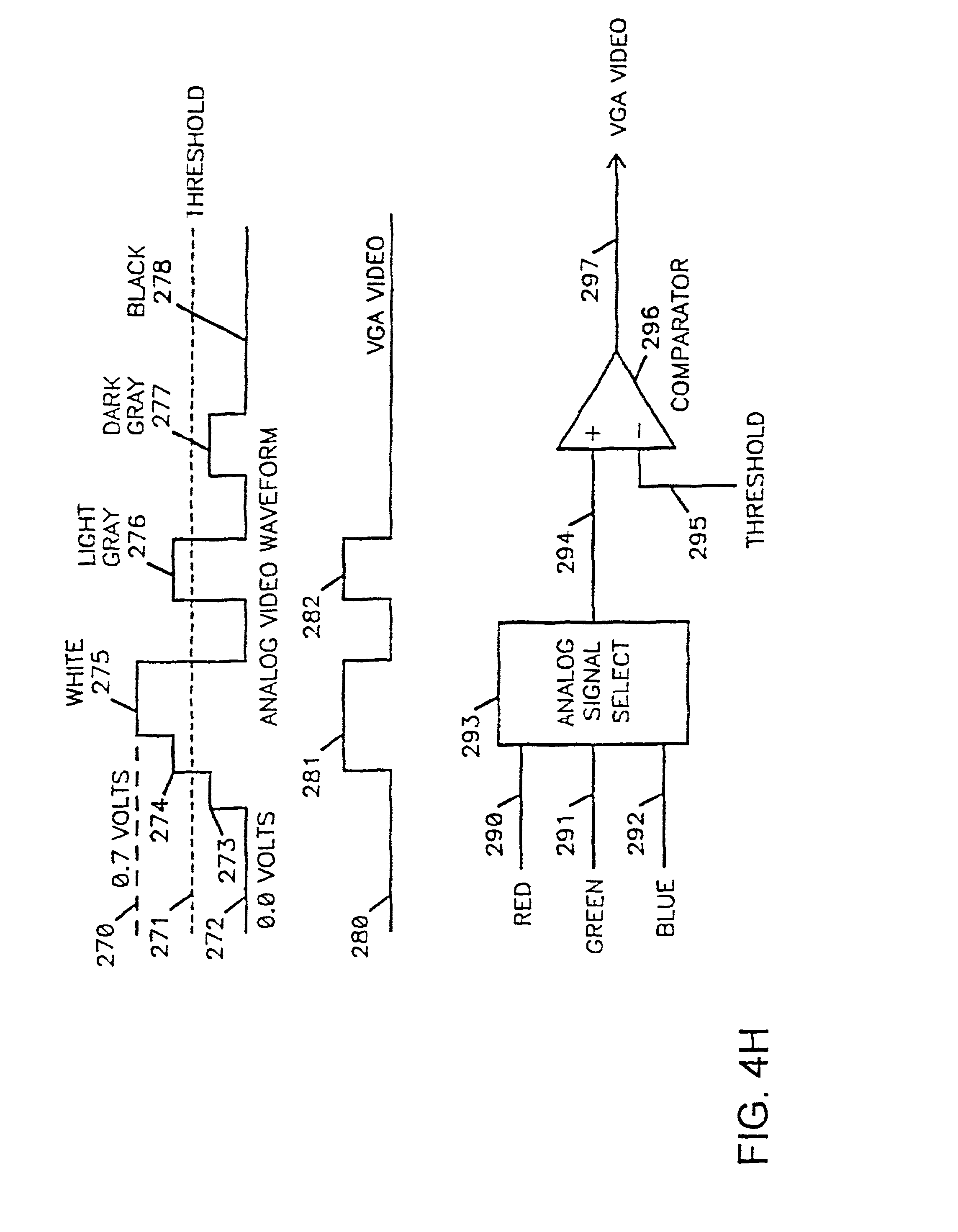 Patent Re44814e1 Automatic Switchingon Emergency Light Schematic Design