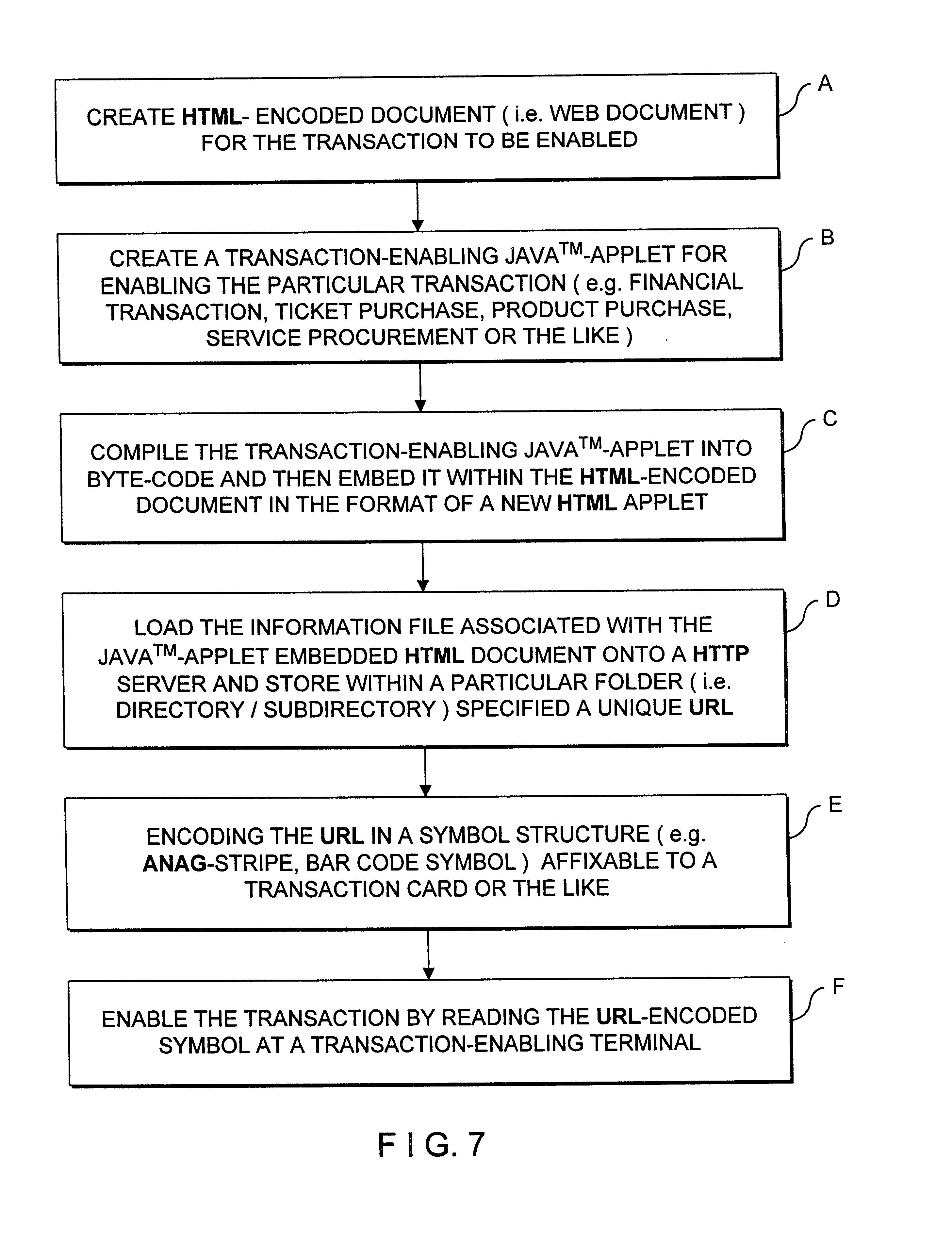 Patent US 6,412,699 B1
