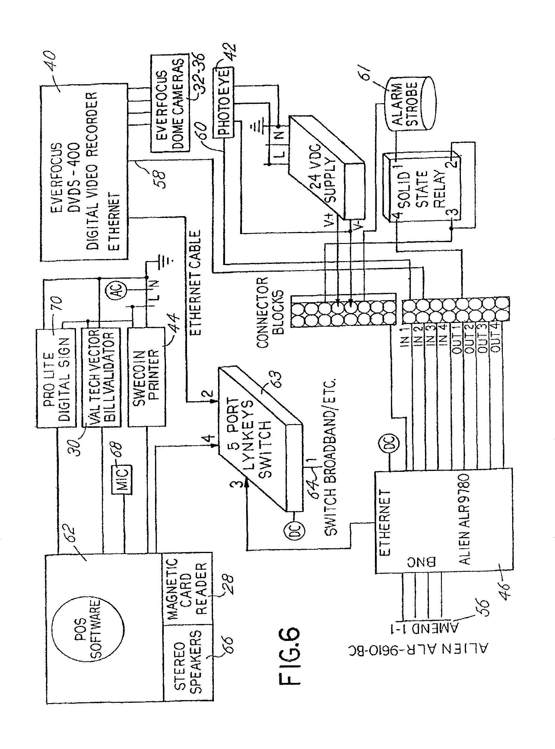 Patent Us 9864971 B2 Dormitory Security Wiring Diagram