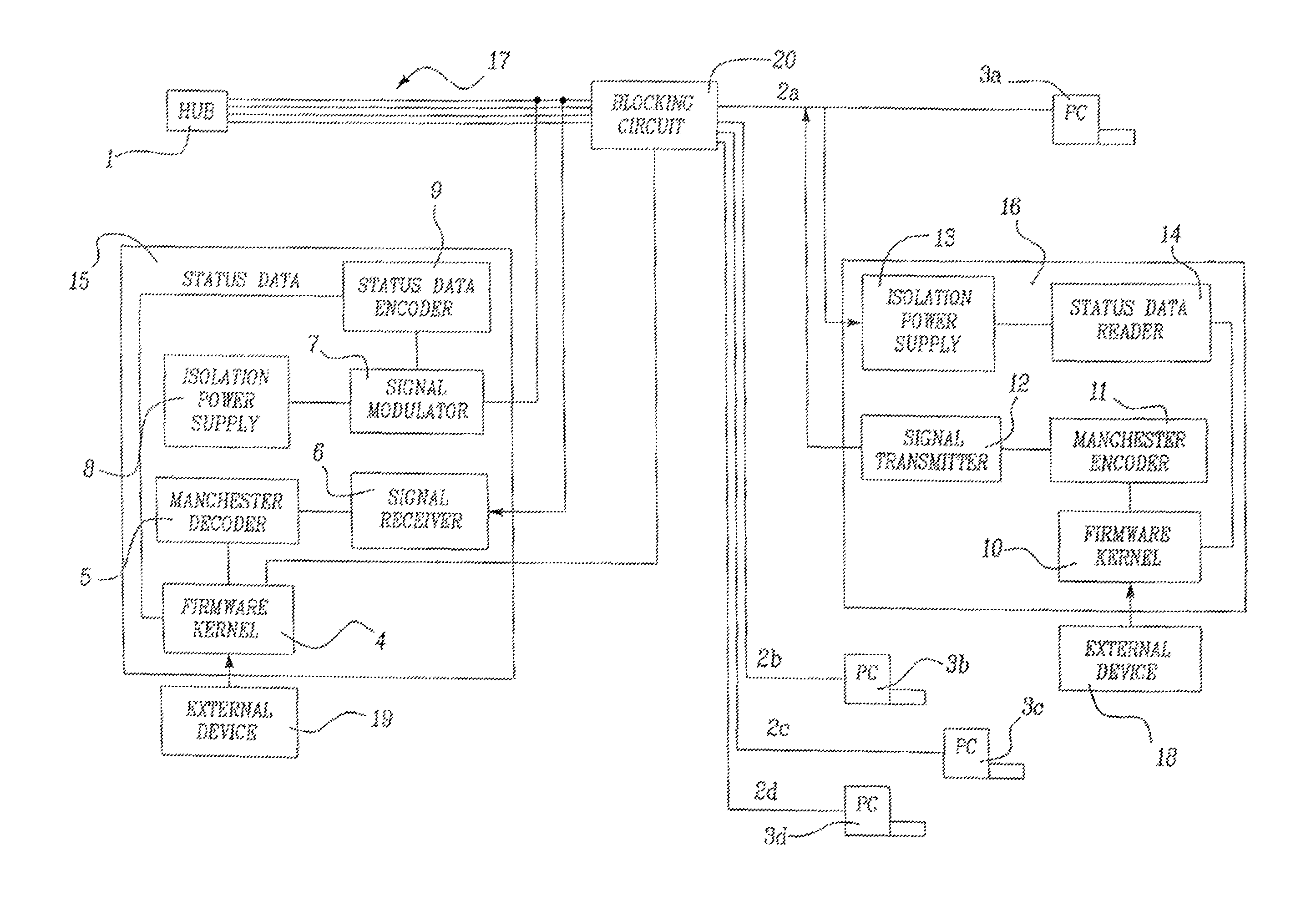 Patent Us 8942107 B2 Circuit Used On Cnc Cutting Machine Communicationcircuit First Claim