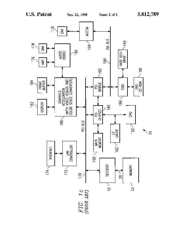 Patent Us 5812789 A