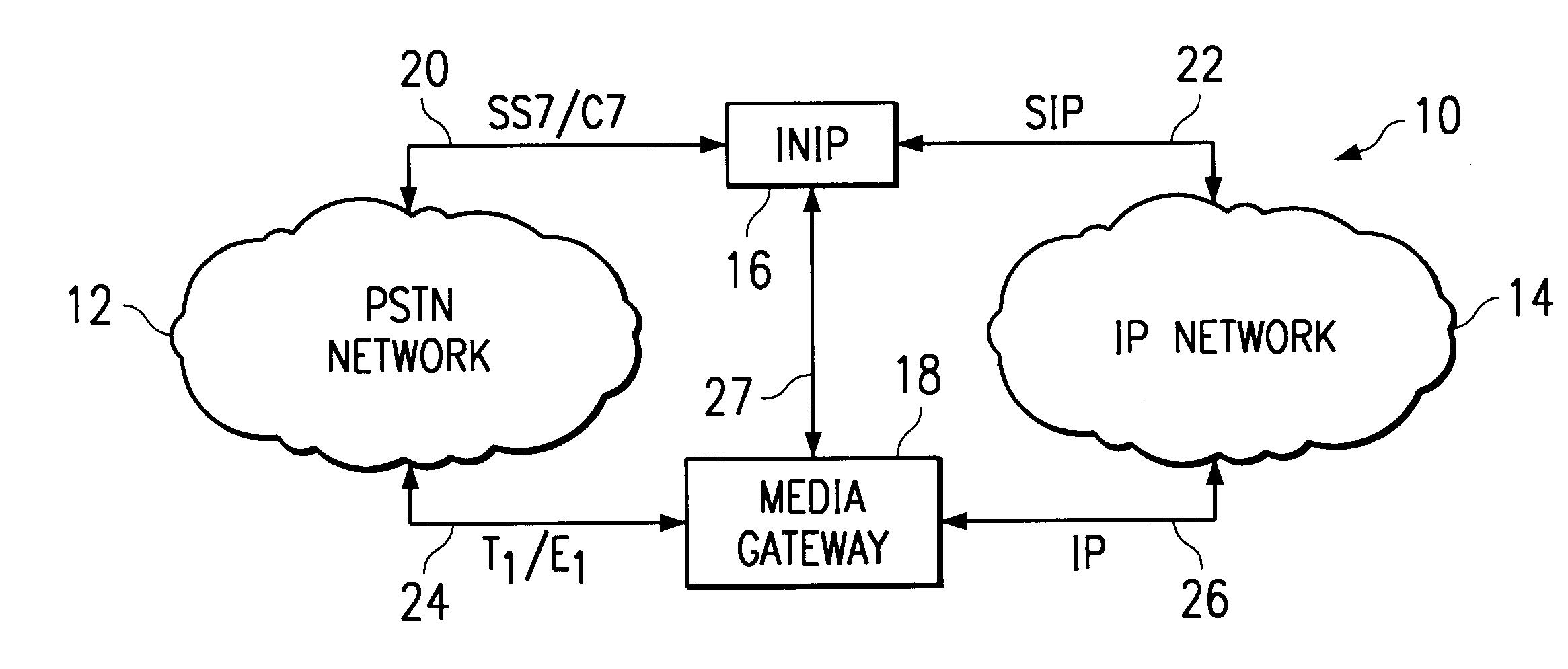 Patent US 6,775,269 B1