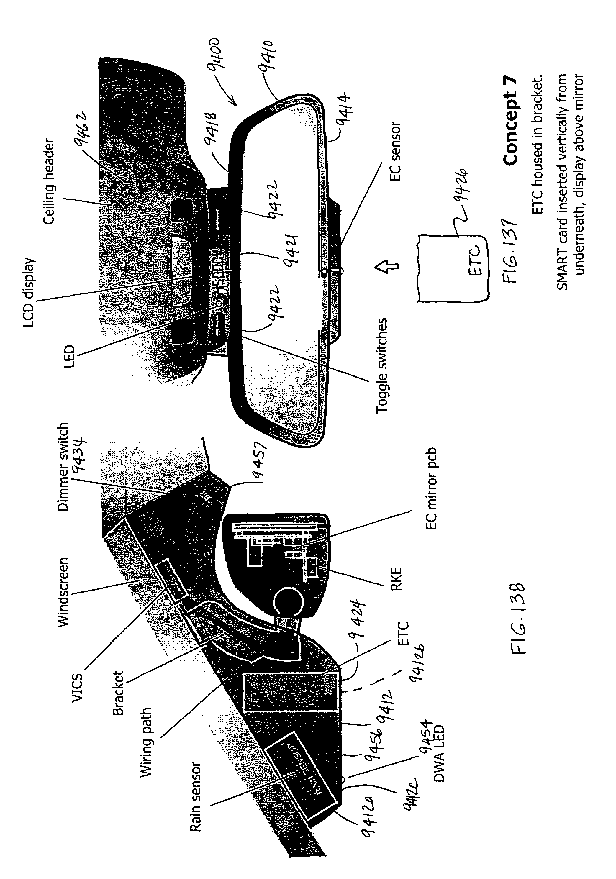 Patent Us 7446650 B2 Cb Radio Mic Wiring Diagrams Likewise Speakon Cable Diagram Images