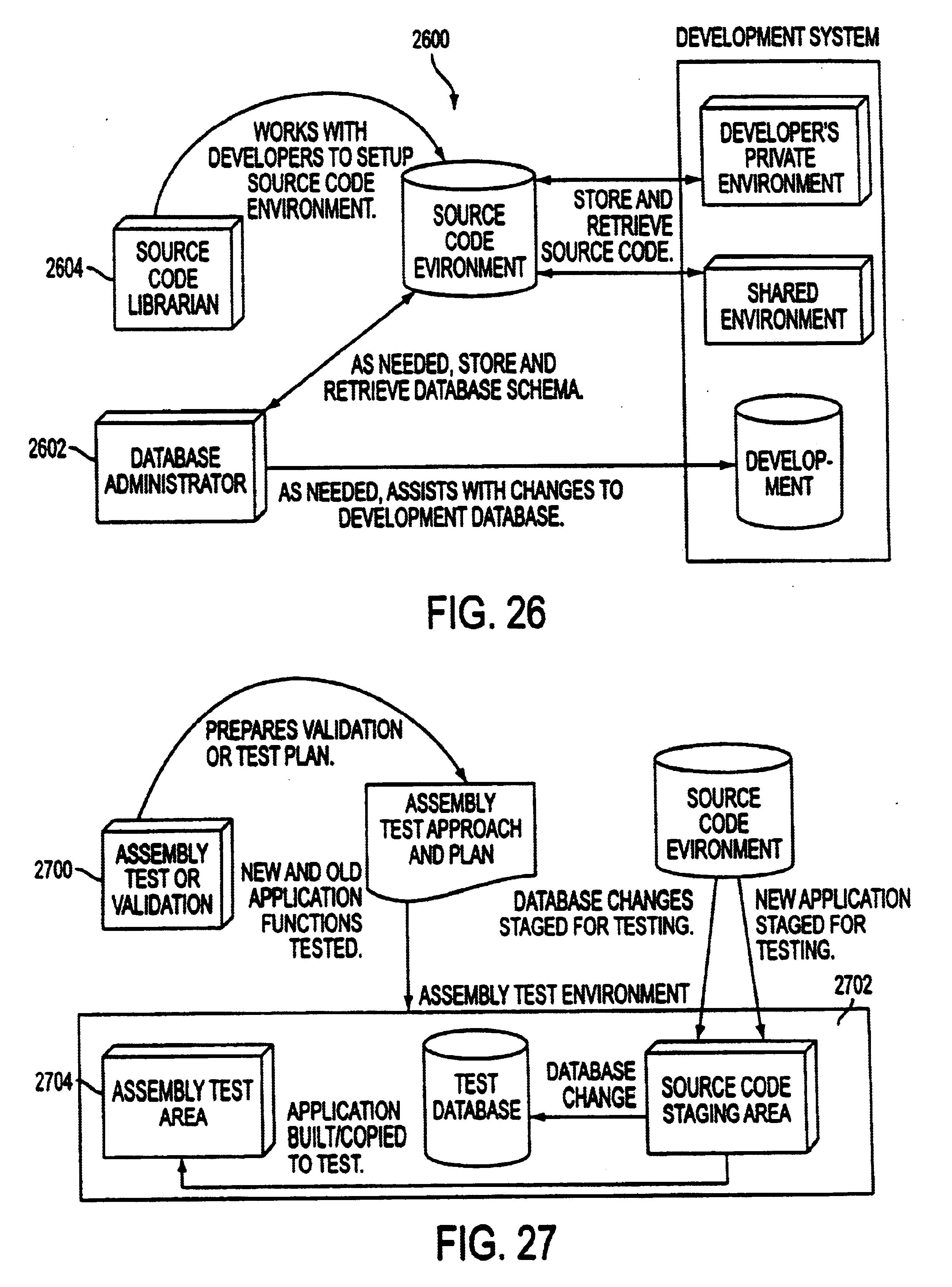 patent us 6 718 535 b1 Executive Admin Resume Sample patent images