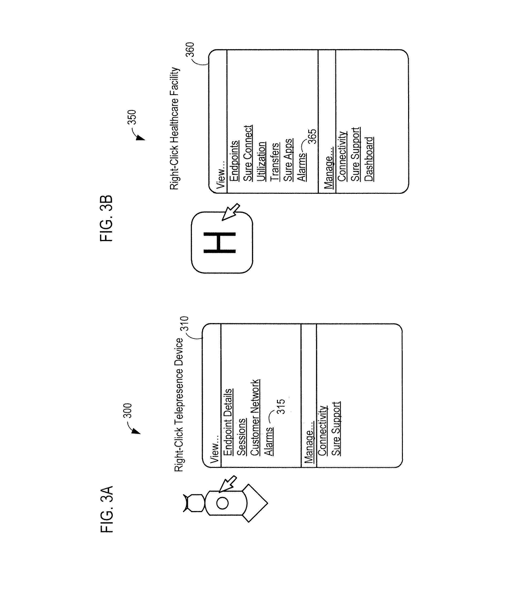 Patent Us 9974612 B2 Trend Wiring Diagram Vga Connector Ceiling Rose