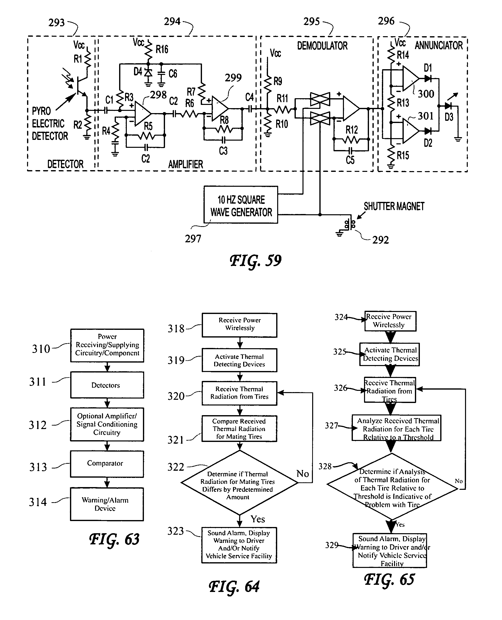 Patent Us 7408453 B2 Generator Circuit Diagram Likewise Emp Pulse Schematic Images