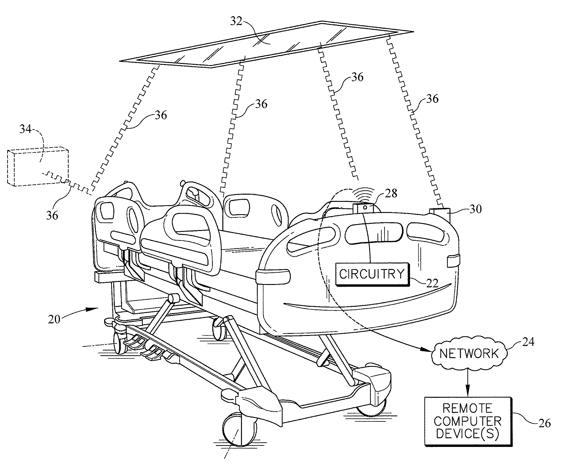 Patent Us 9830424 B2 Circuit Diagram Of The Power Train A Typical Atx Computer First Claim