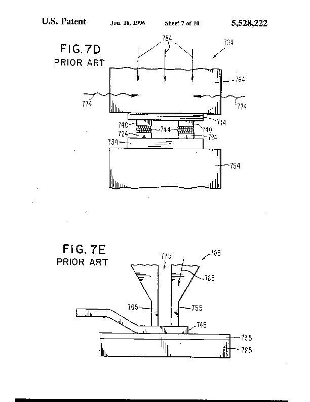 Patent Us 5528222 A