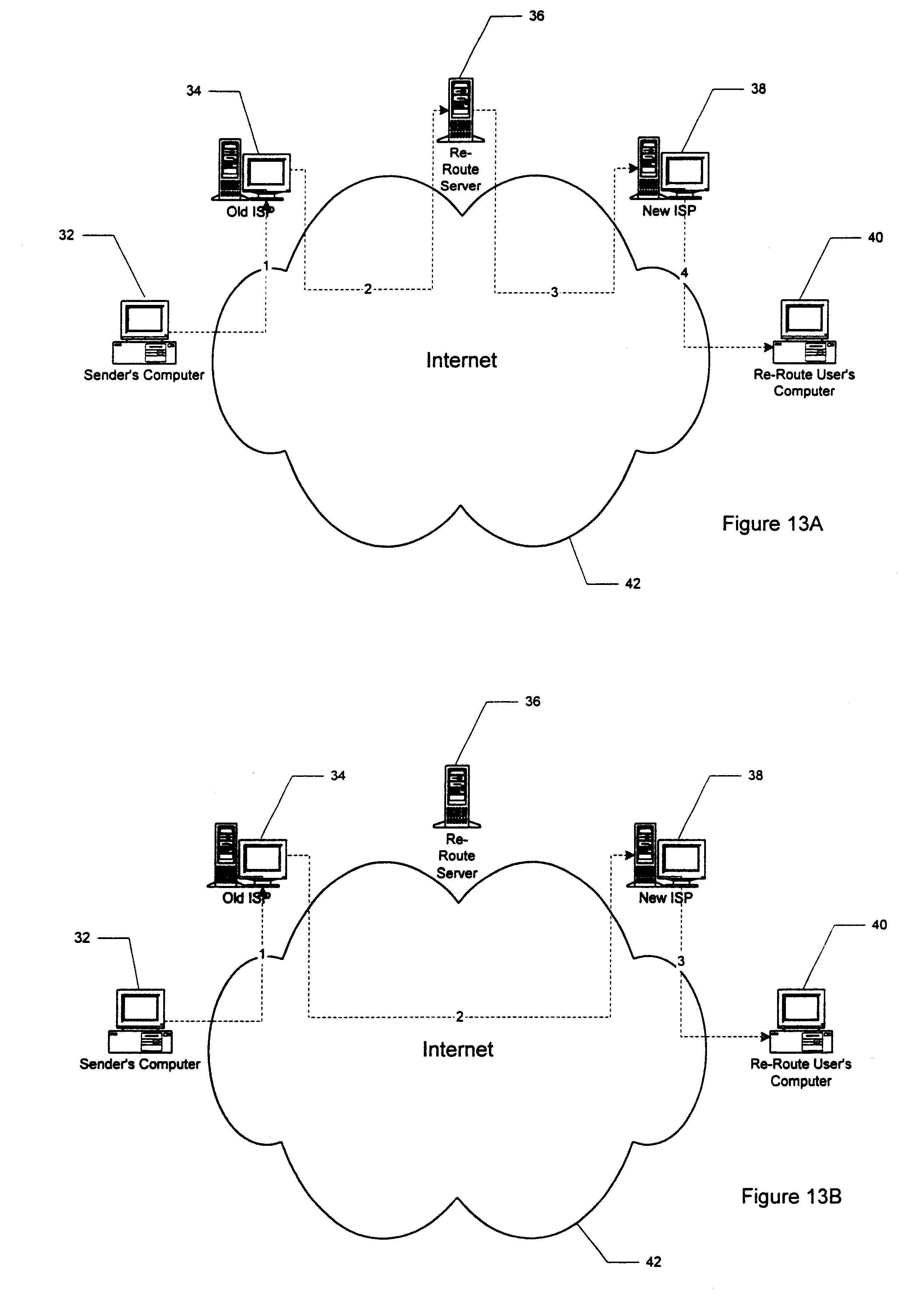 Patent US 6,438,583 B1