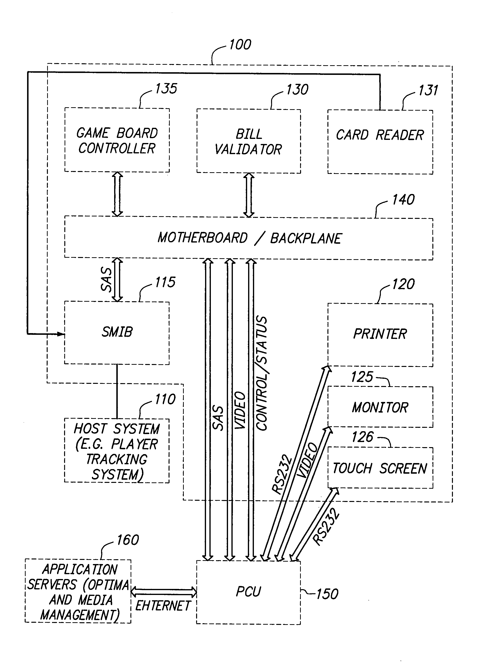 Patent US 20080113773A1 on