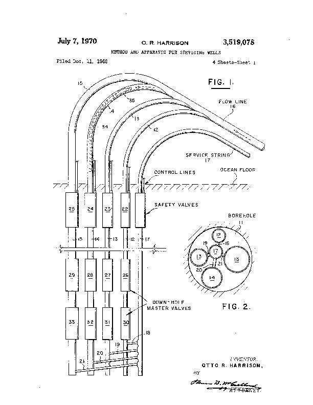 Patent Us 3519078 A