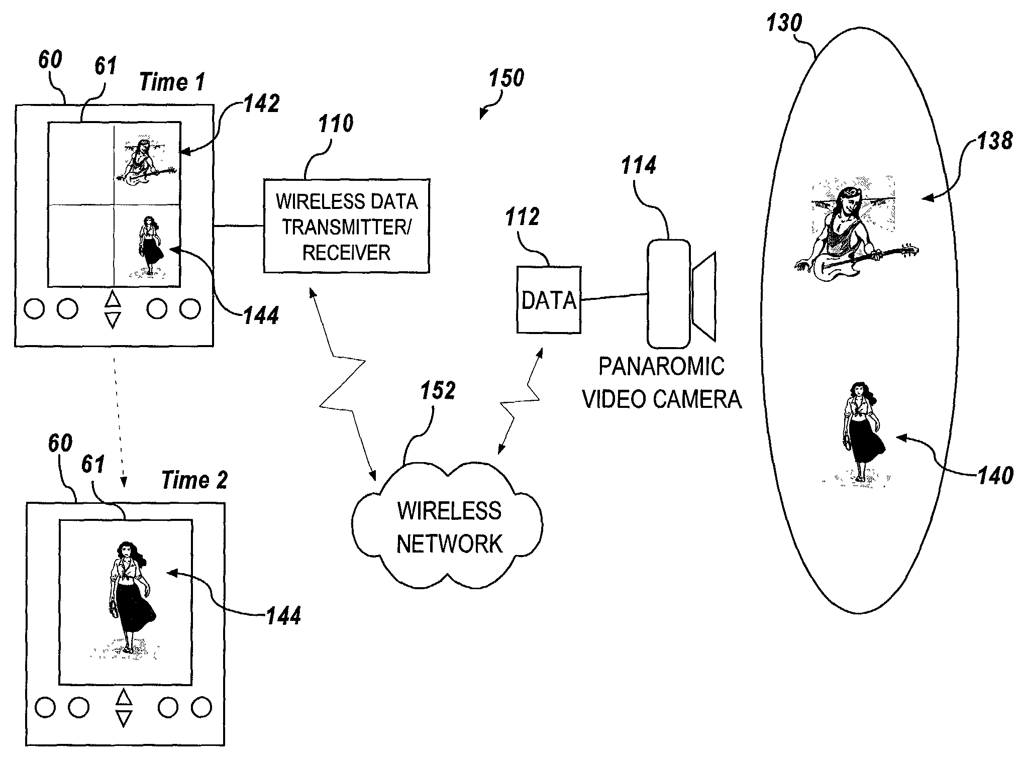 Patent Us 7812856 B2 360degree Diagram Showing The Location Of Altair First Claim