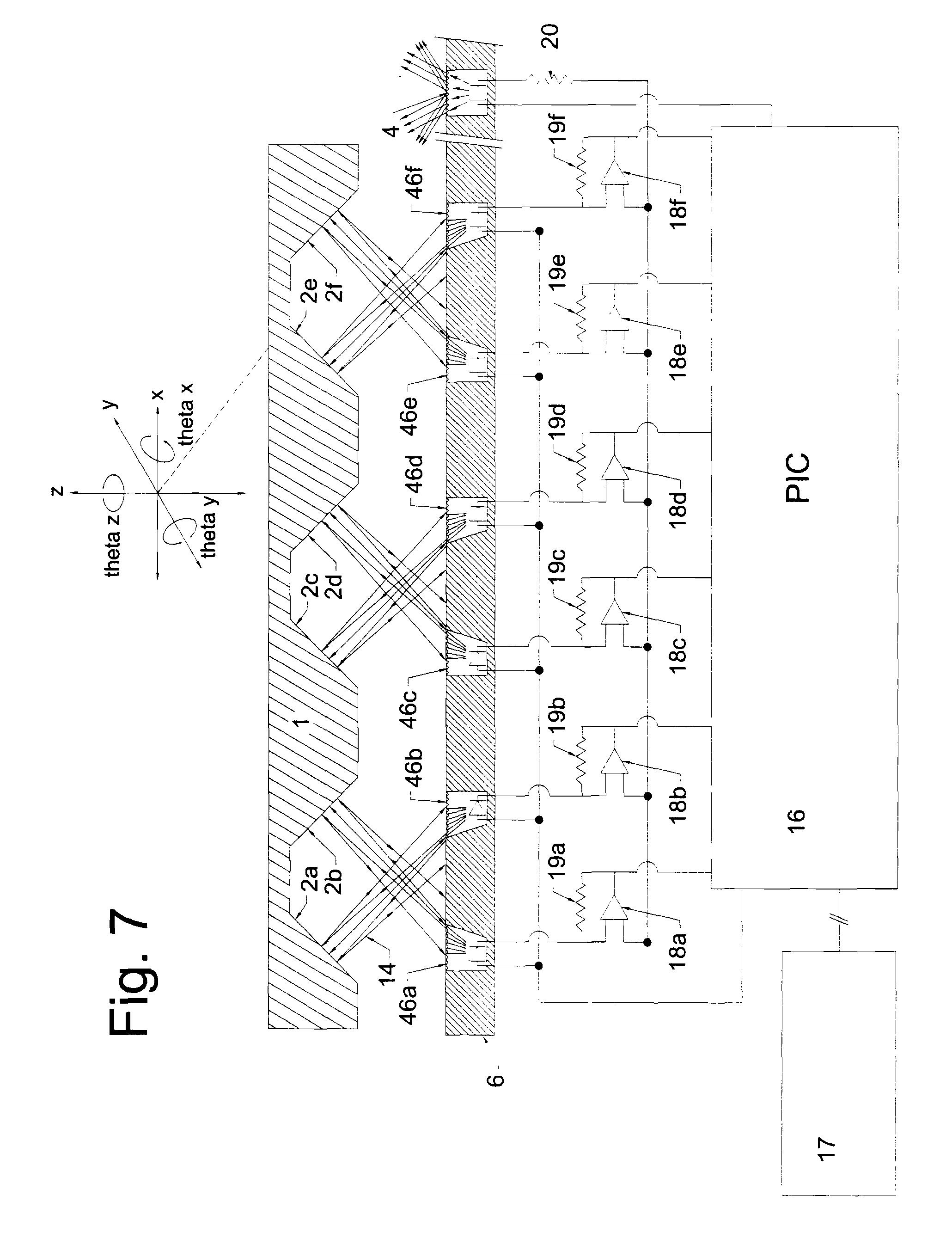 Patent Us 8094121 B2 Lvdt Wiring Polarity Designation Diagram