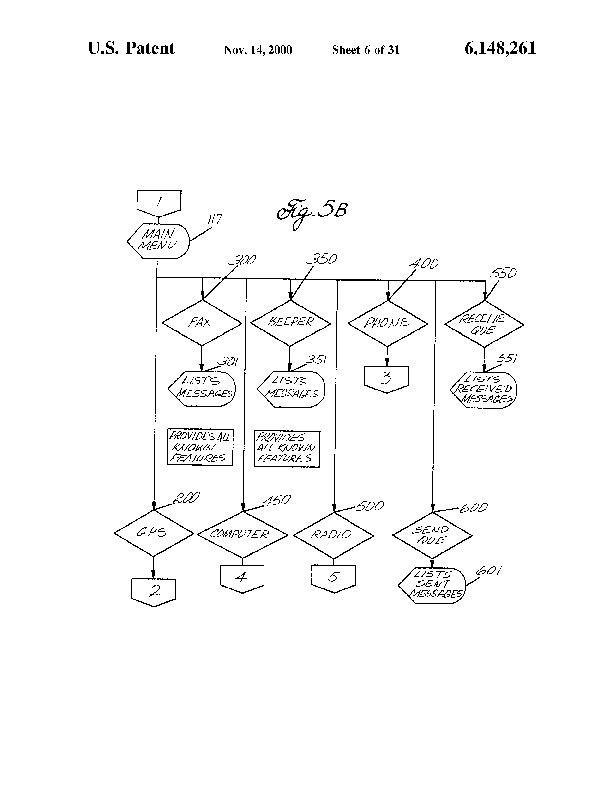 Patent Us 6148261 A