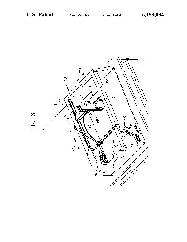 Patent Us 6153034 A