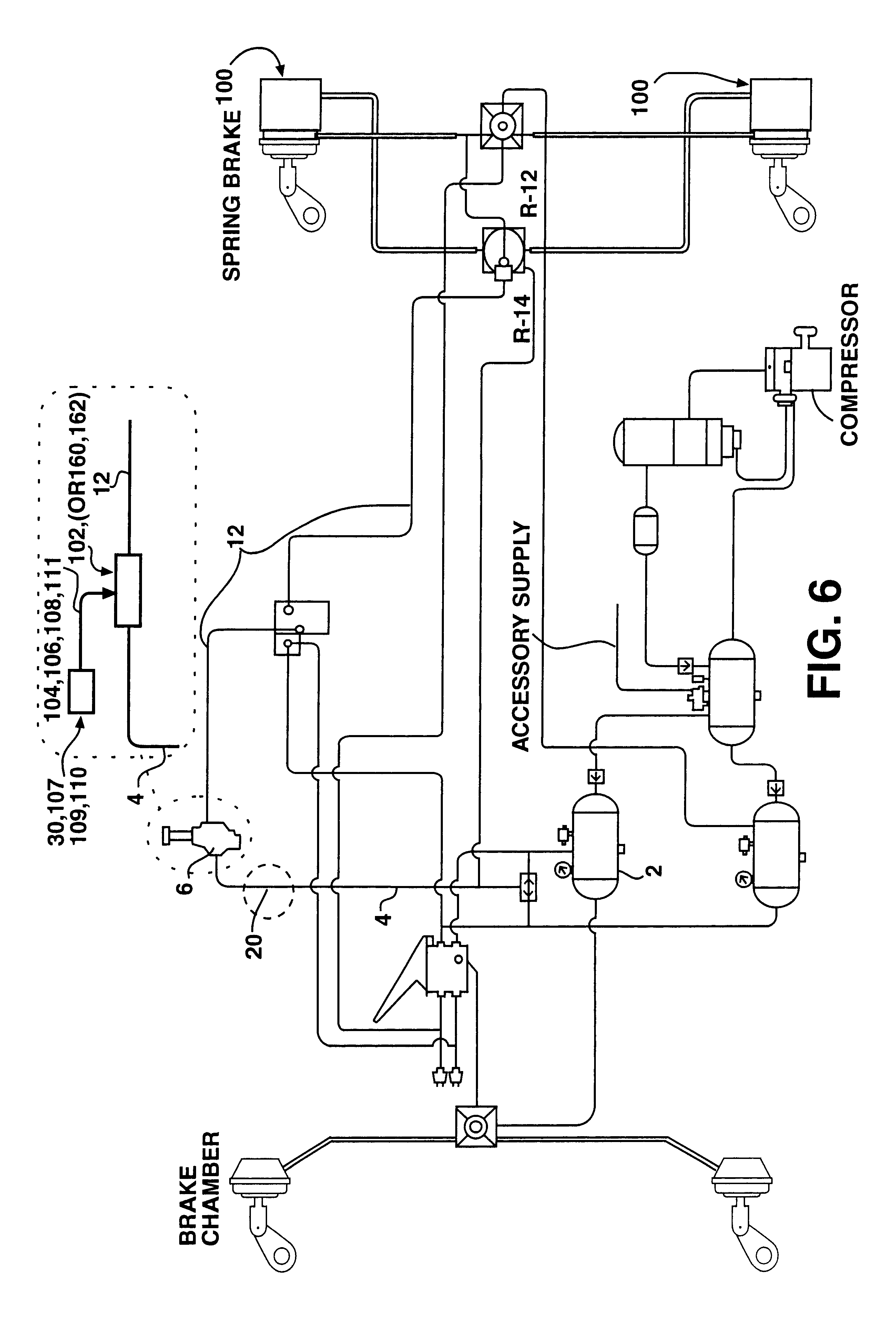 Patent Us 6450587 B1 Use The Or Circuit Composed Of Diodes And Resistors C A B