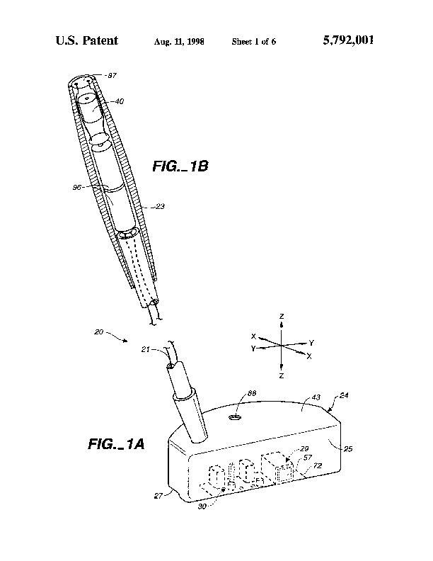 Patent Us 5792001 A